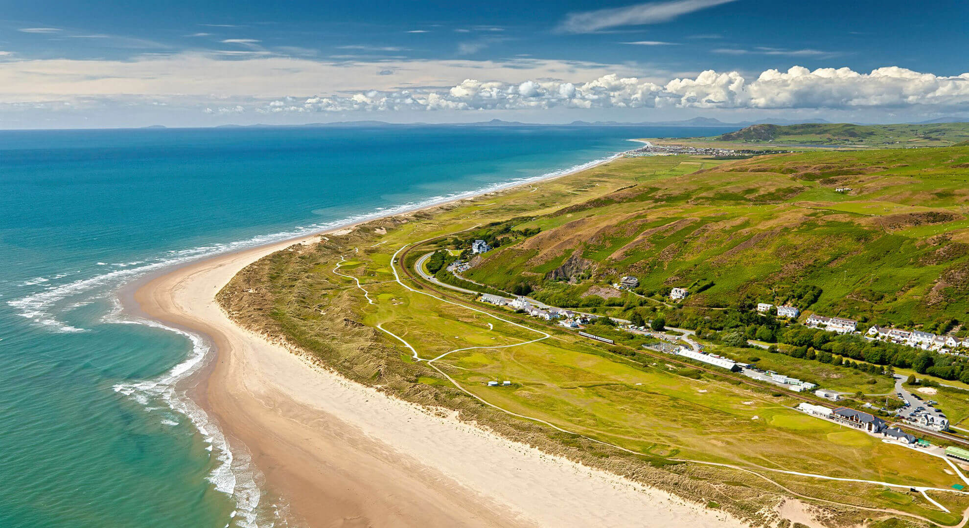 Aberdovy Golf Course, Wales