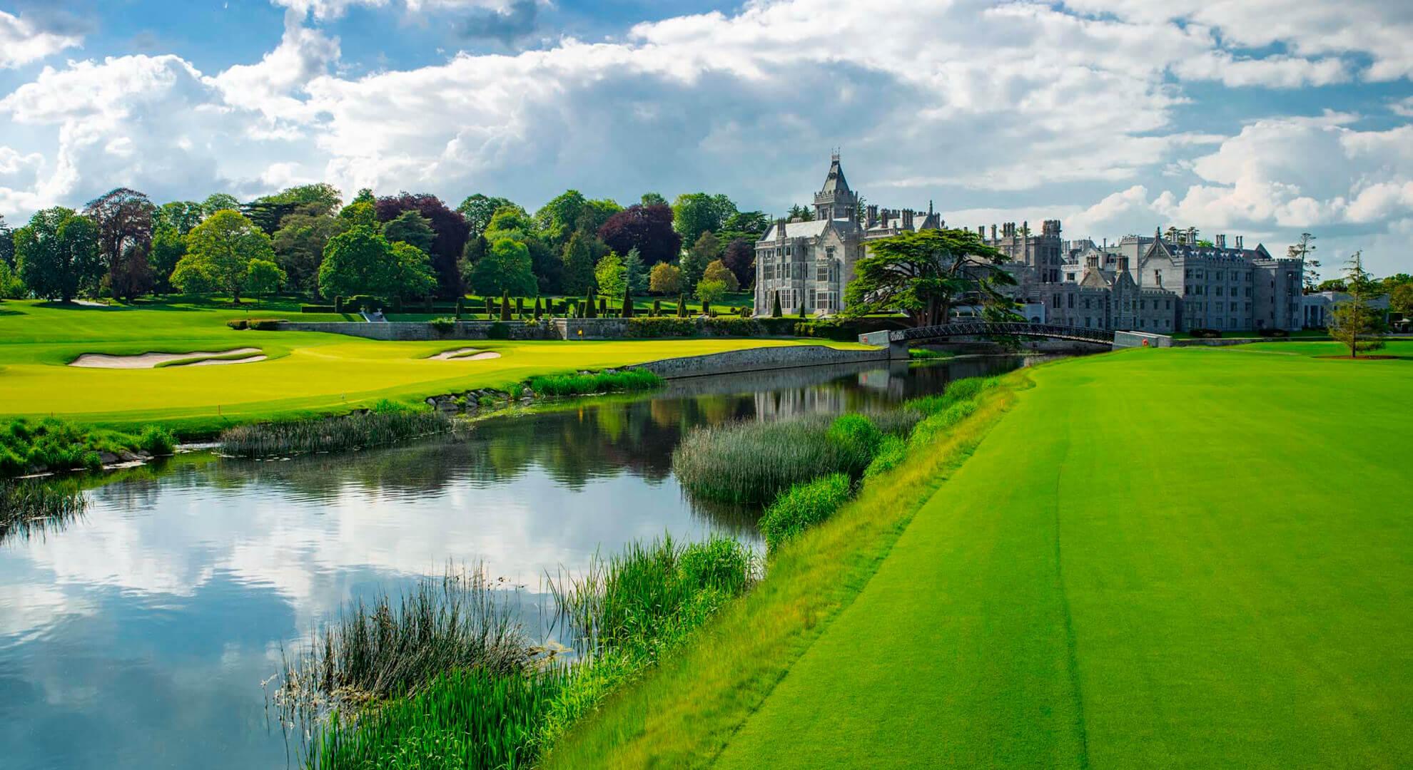 Adare Manor Golf Course, South & South West, Ireland
