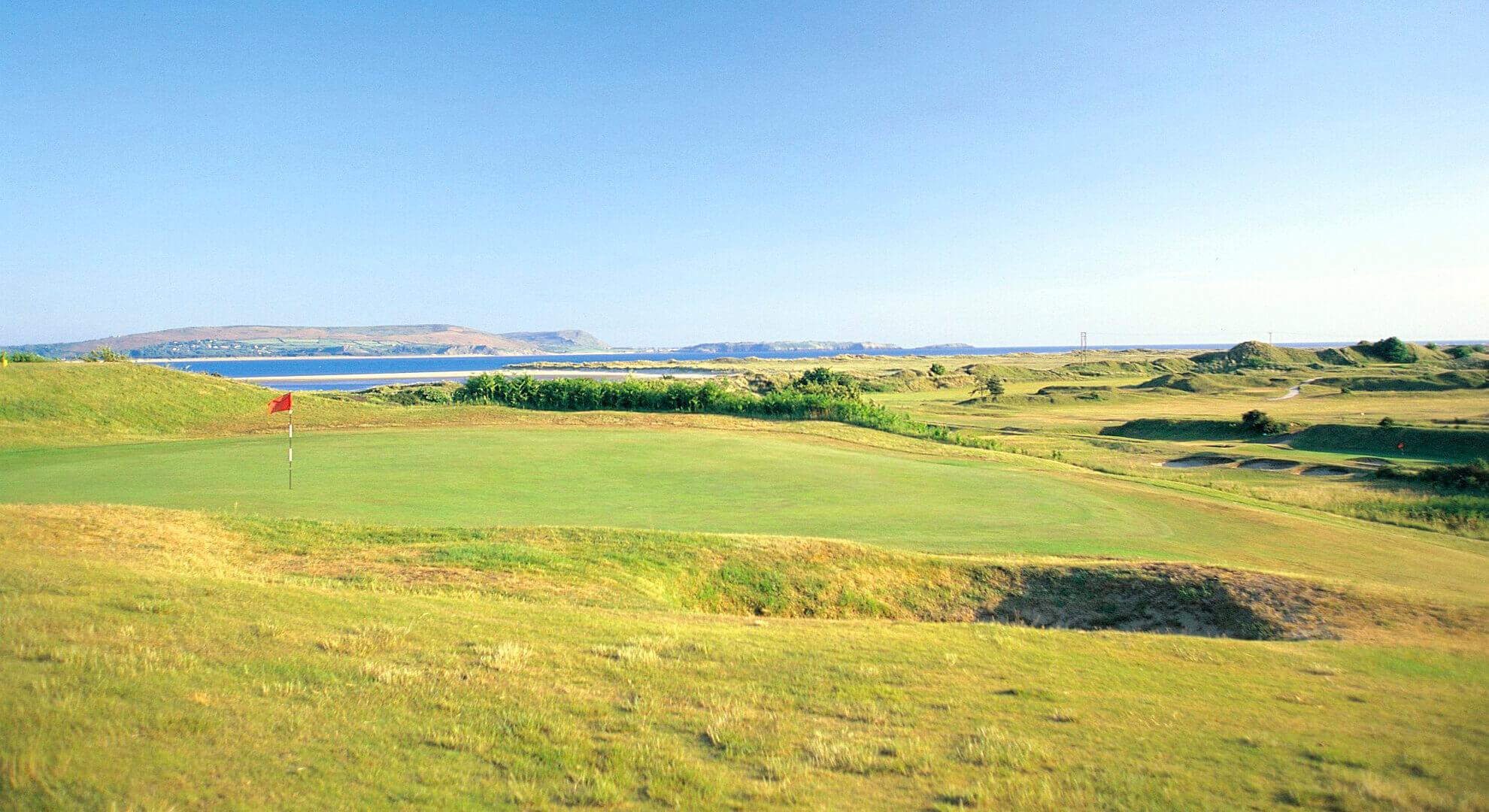 Ashburnam Golf Course, Wales