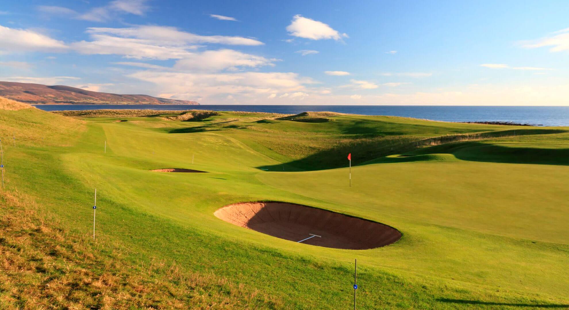 Brora Golf Course, Highlands, Scotland