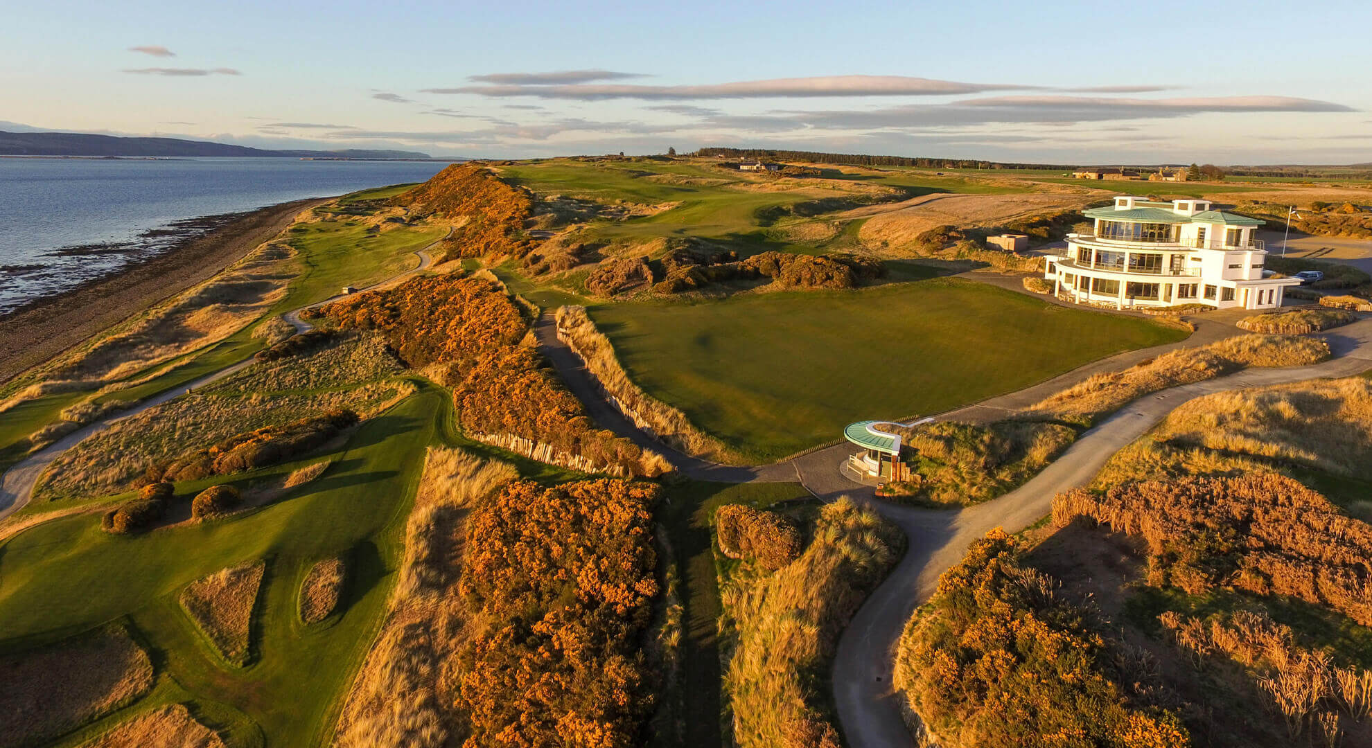 Castle Stuart Golf Course, Highlands, Scotland