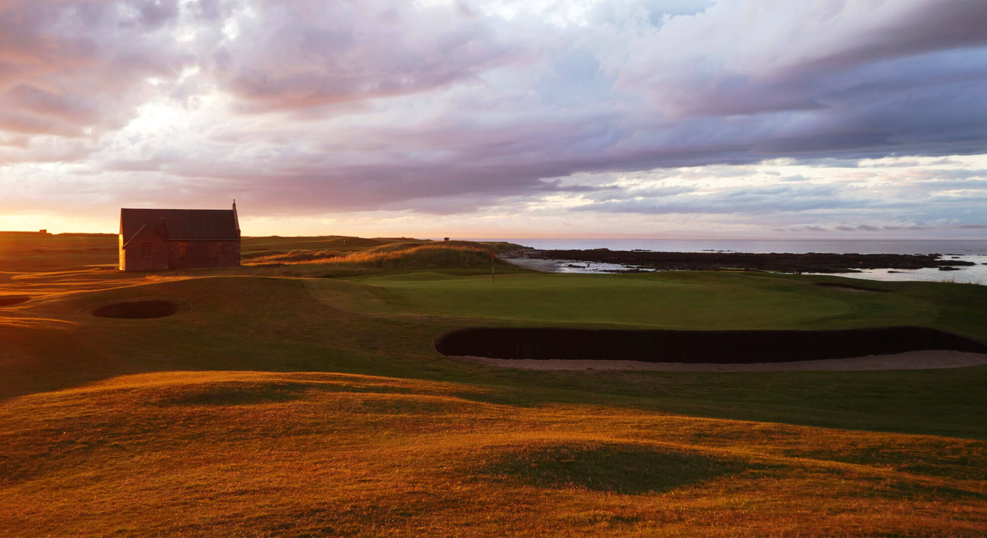 Crail Golf Course, Fife, Scotland