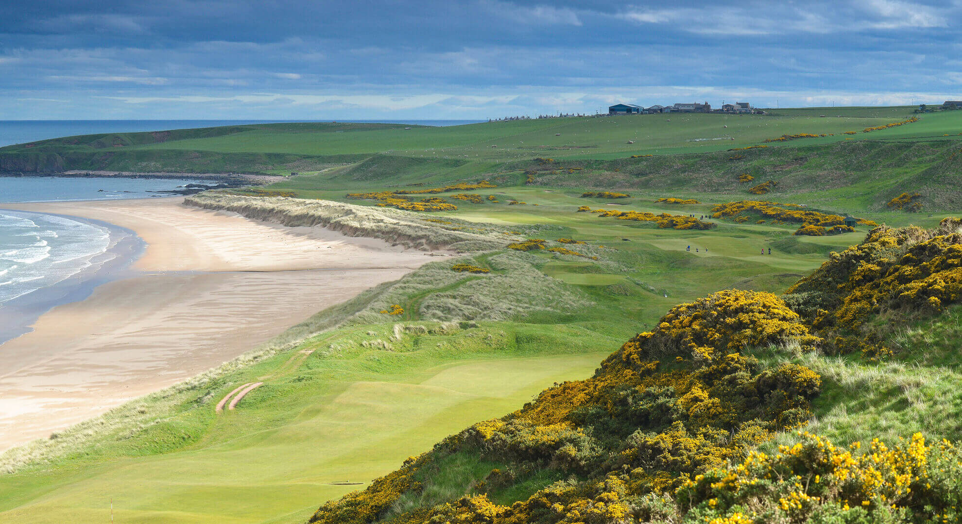 Cruden Bay Golf Course, Aberdeen, Scotland