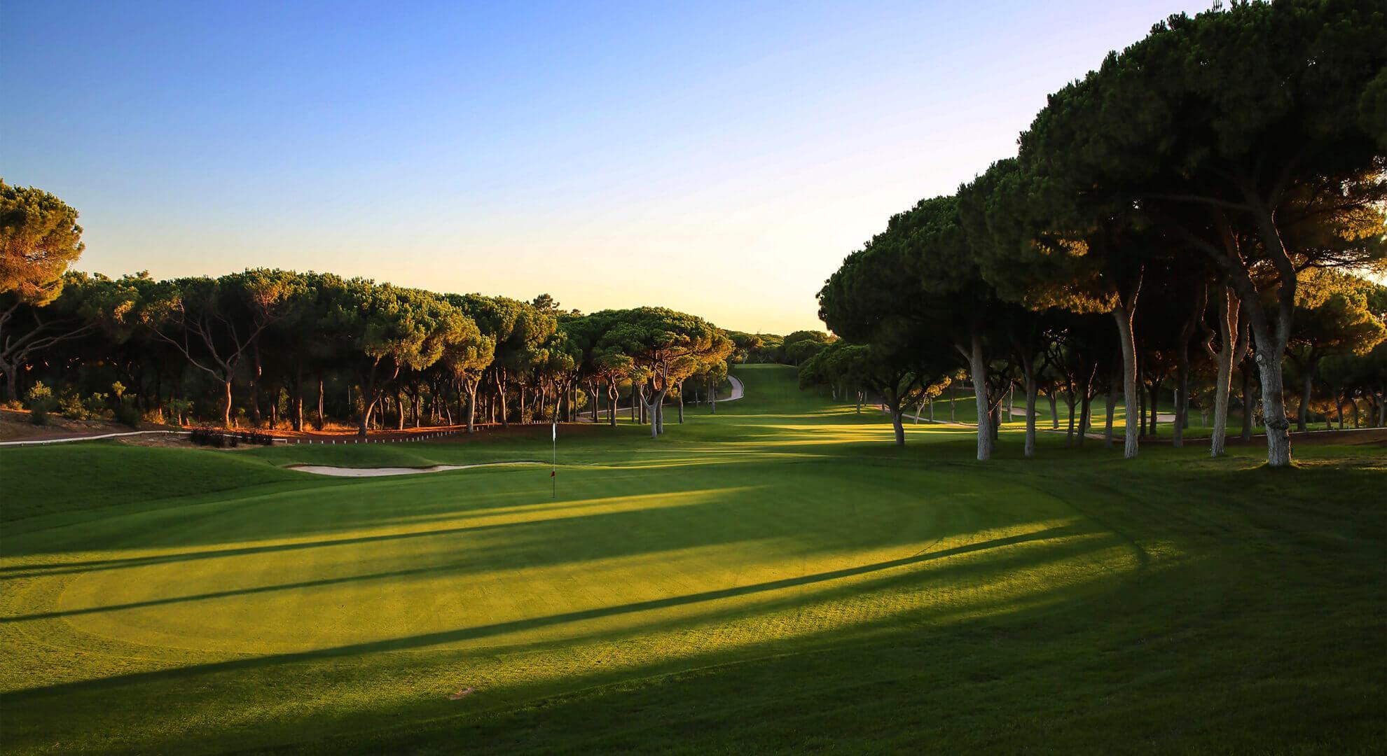 Dom Pedro Old Golf Club, Portugal