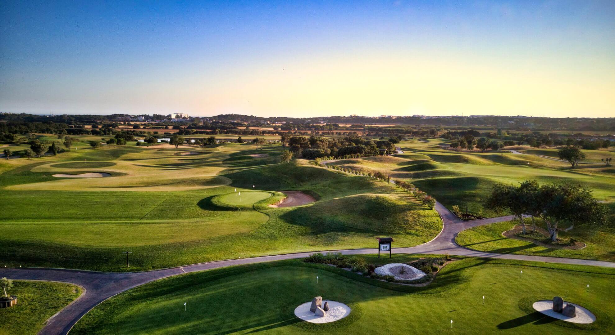 Dom Pedro Victoria Golf Club, Portugal