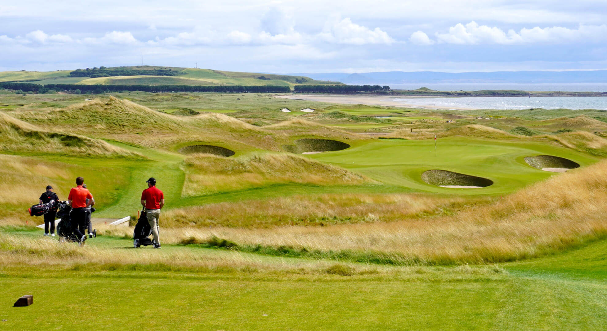 Dumbarnie Golf Course, Fife, Scotland