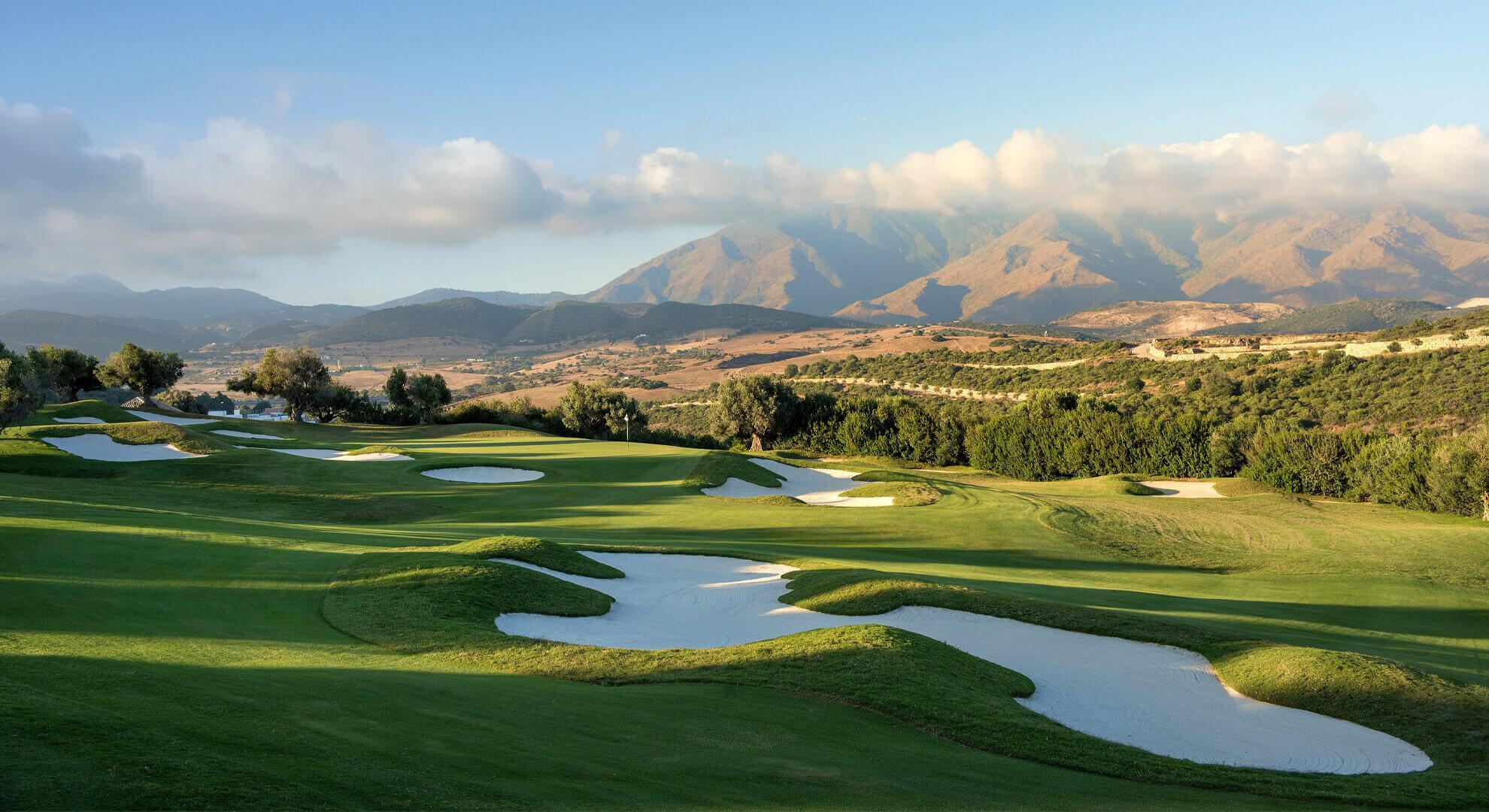 Finca Cortesin La Quinta Golf Course, Spain