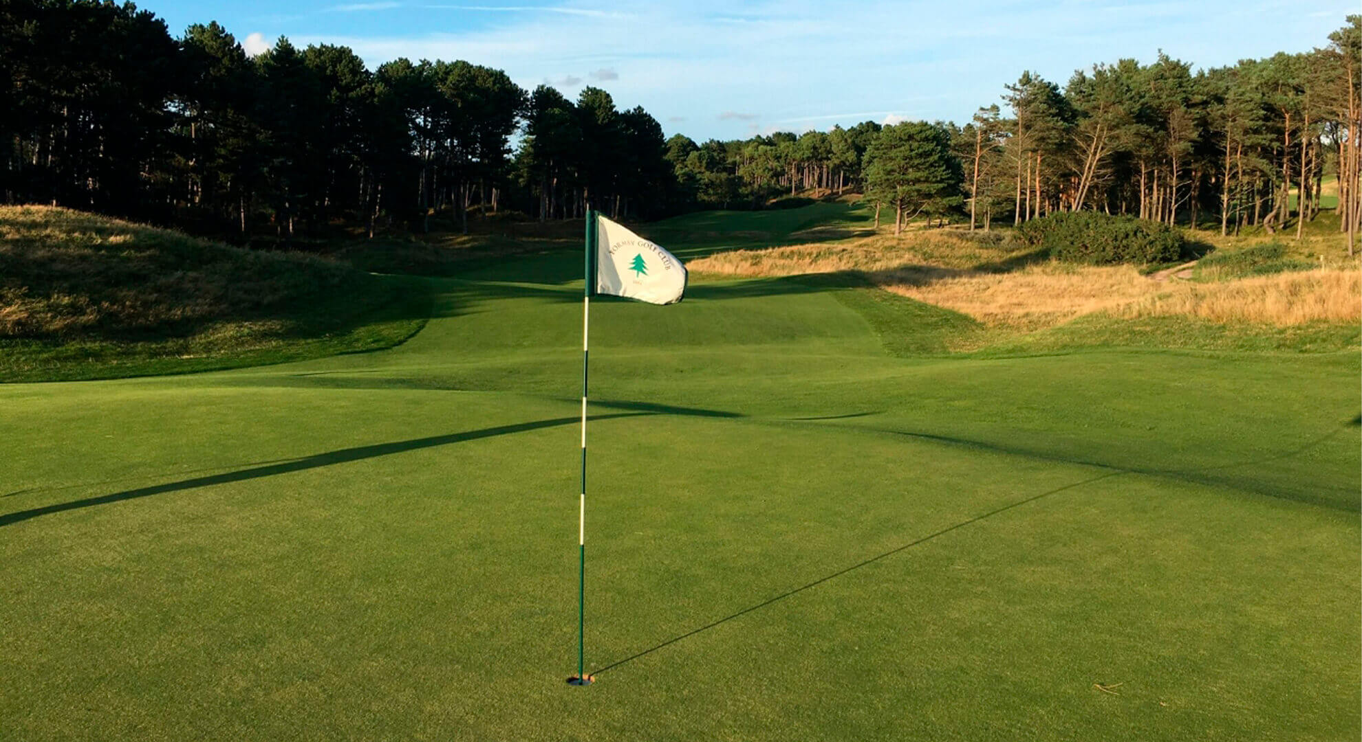 Formby Golf Course, North West England
