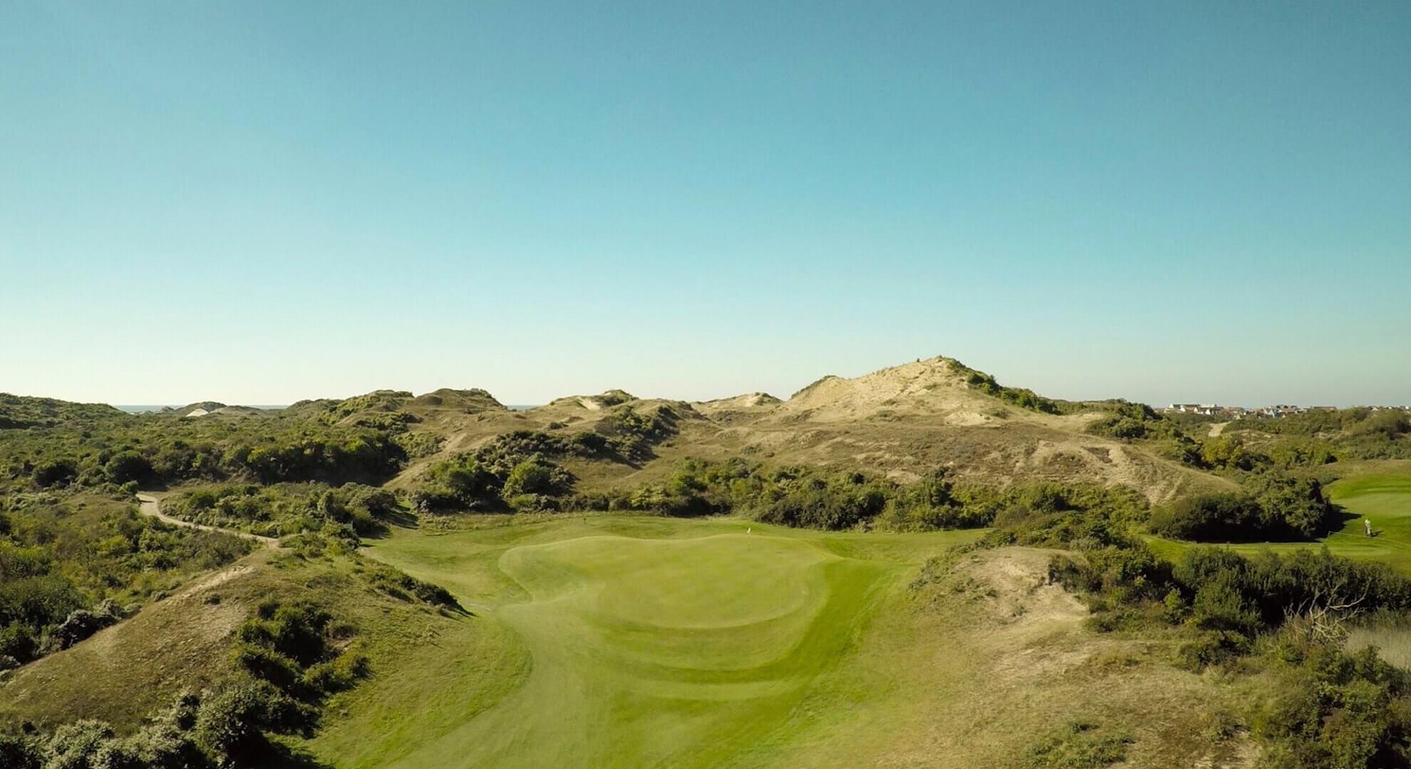 Golf de Belle-Dune Golf Course, Le Tourquet, France