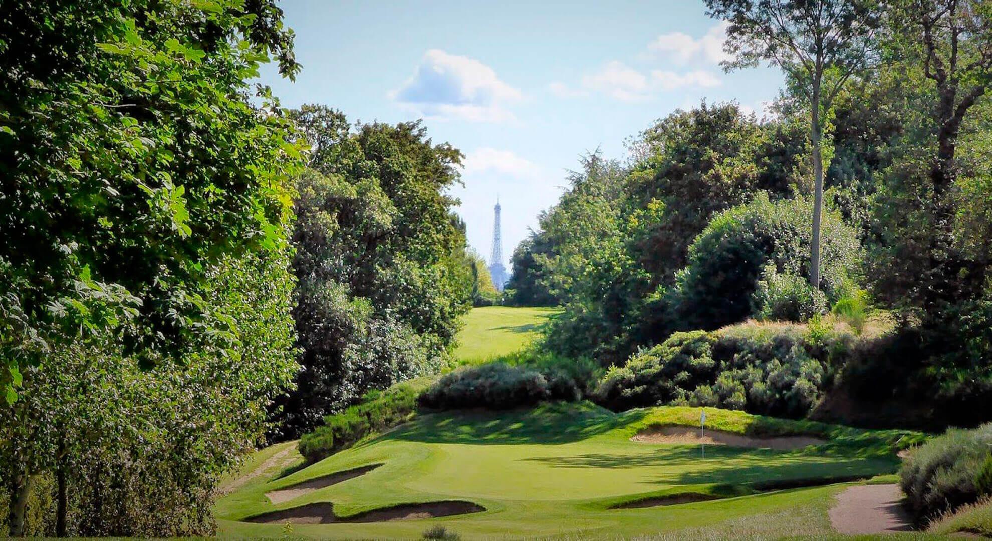 Golf de Saint-Cloud Golf Course, Paris, France