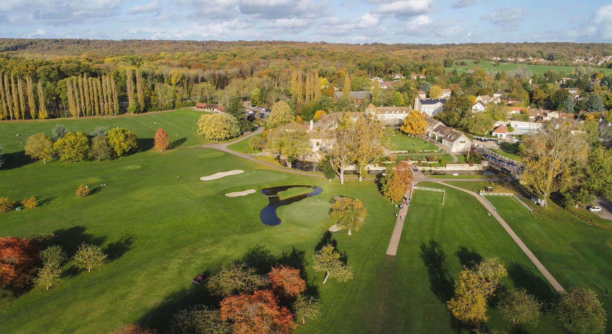 Golf de Saint-Nom-la-Bretèche Golf Course, Paris, France