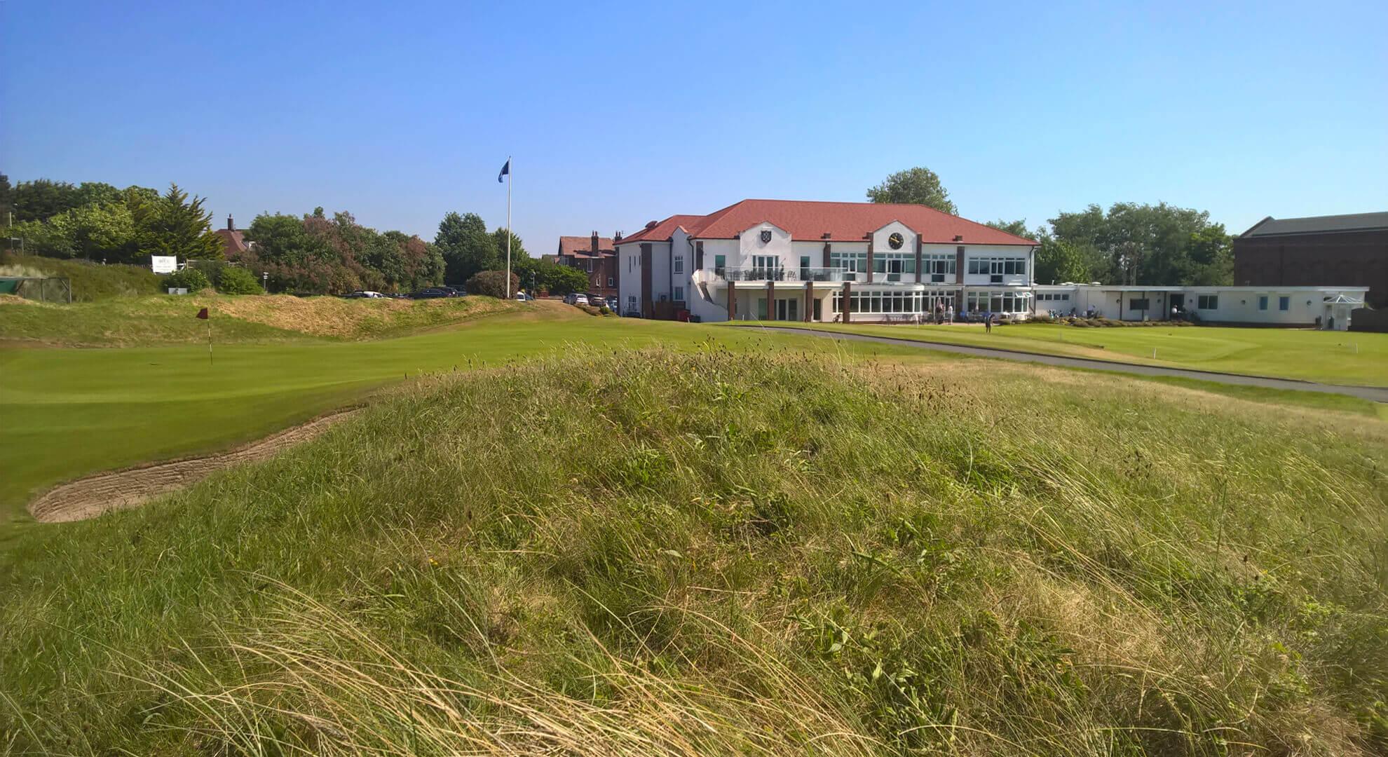 Hillside Golf Course, North West England