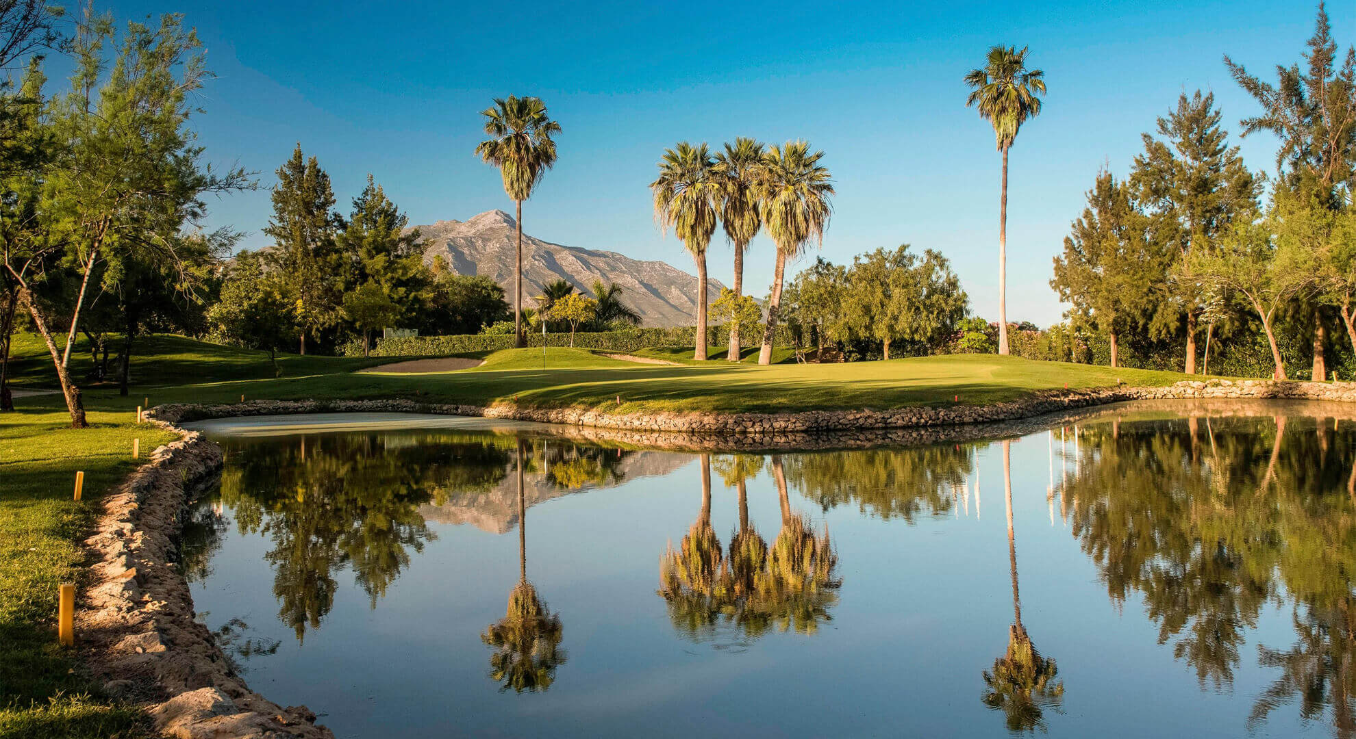 La Quinta Golf Course, Spain