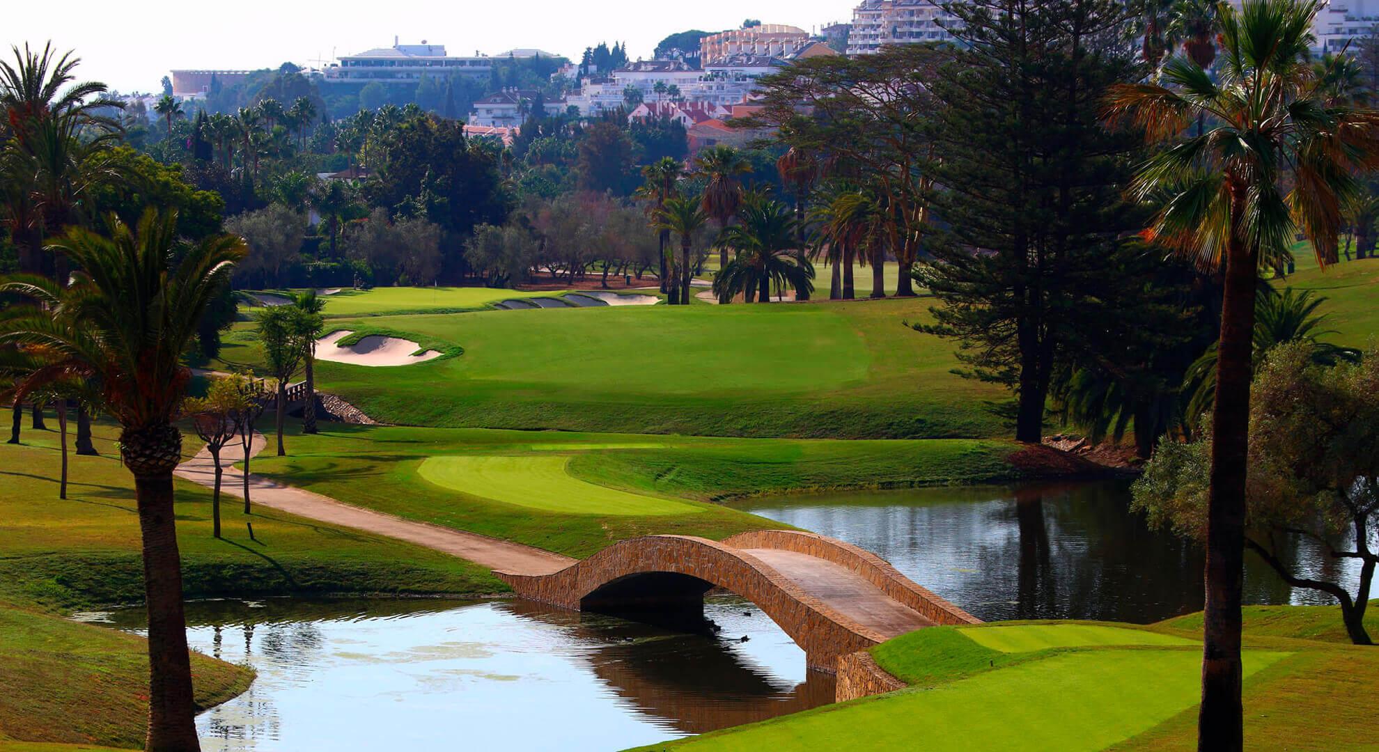 Las Brisas Golf Course, Spain