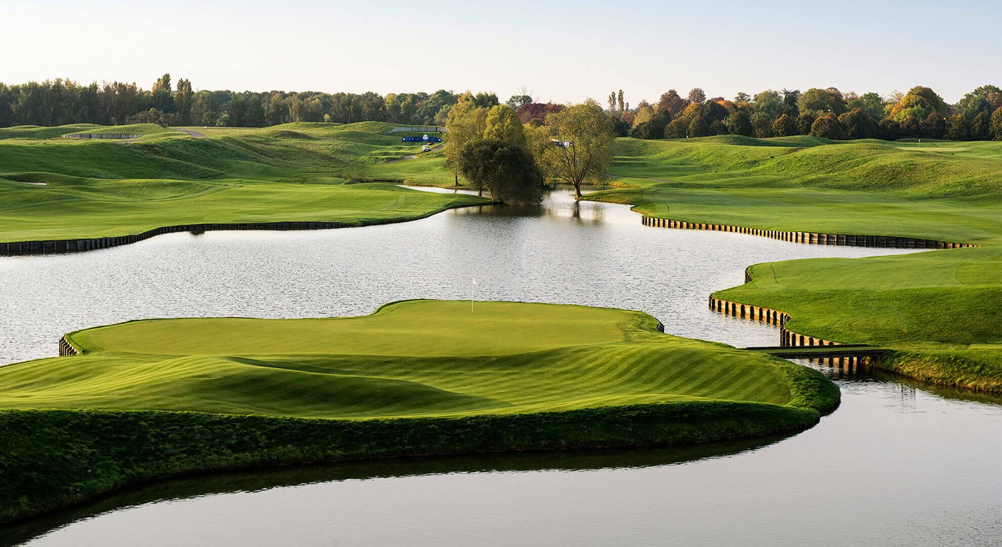 Le Golf National Golf Course, Paris, France