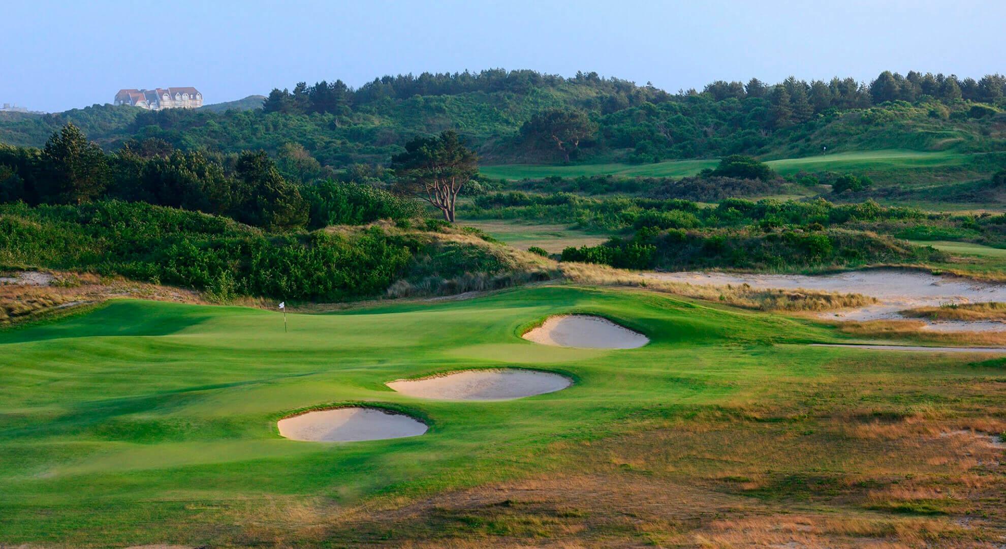 Le Touquet La Mer Golf Course, Le Tourquet, France
