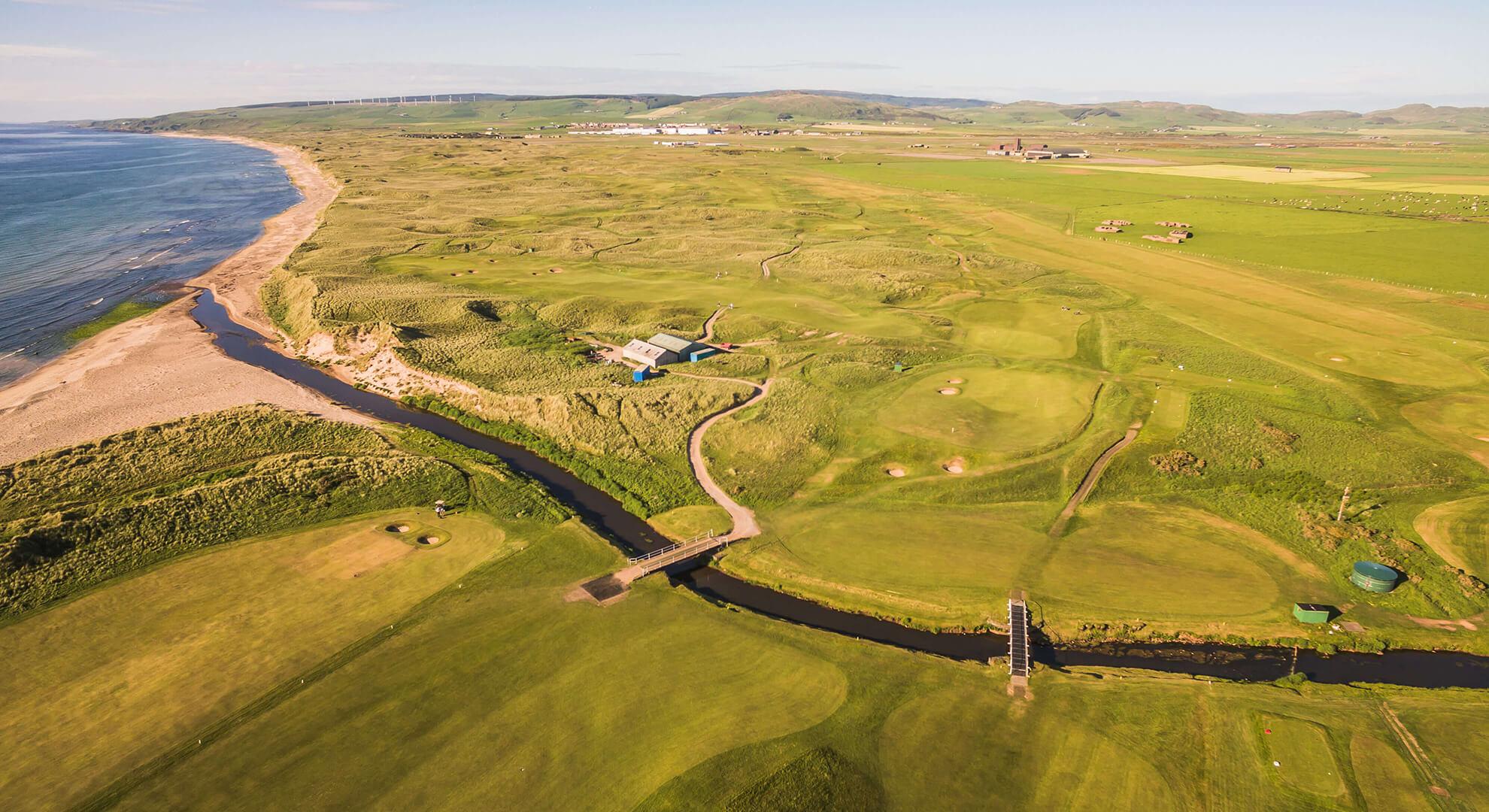 Machrihanish Old Golf Course, Ayrshire and Southwest