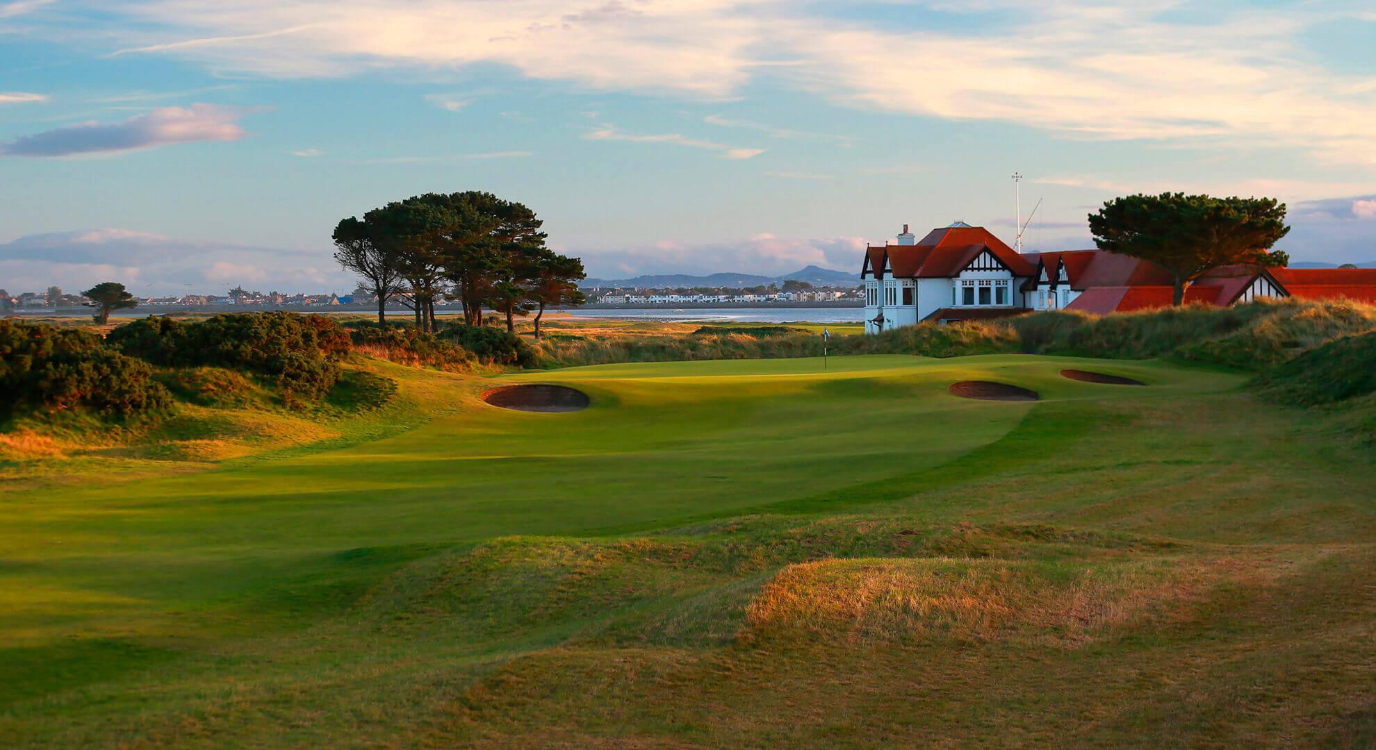 Portmarnock Golf Course, Dublin, Ireland