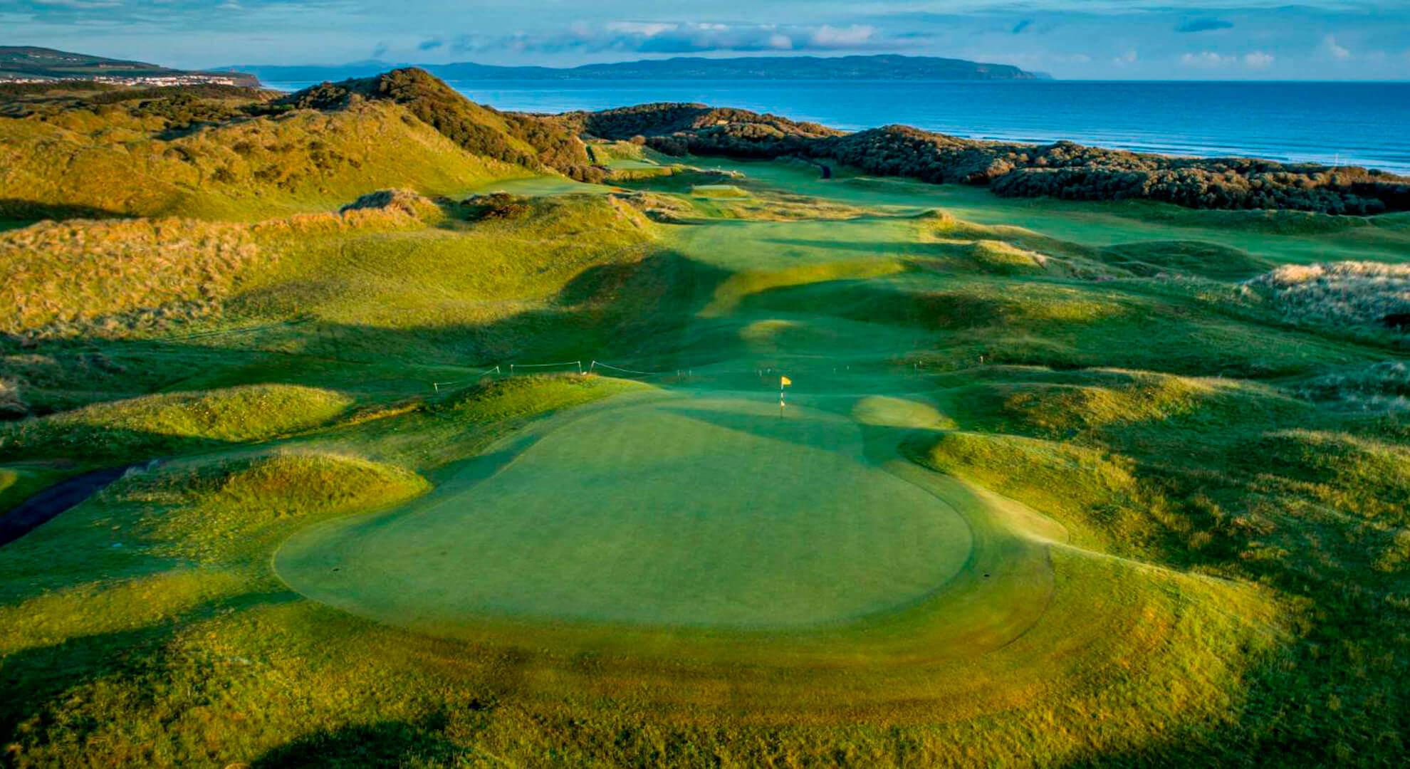 Portstewart Golf Course, Dublin, Ireland