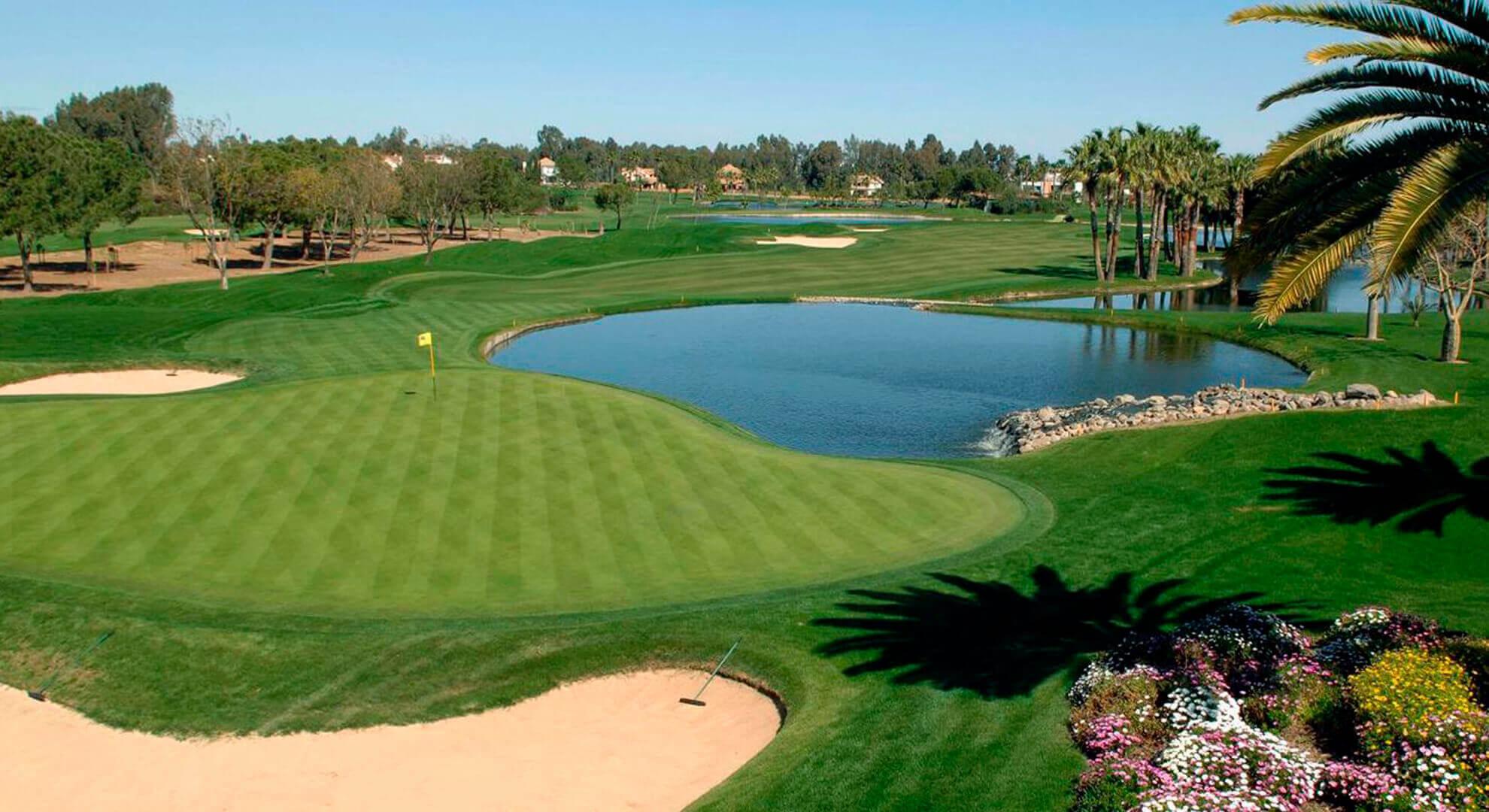 Real Club Sevilla Golf Course, Spain