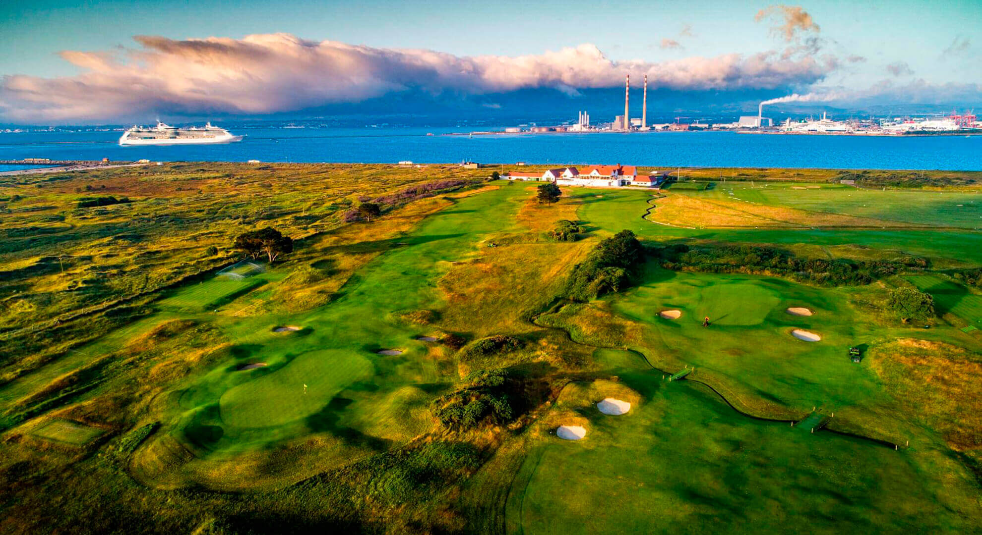 Royal Dublin Golf Course, Dublin, Ireland
