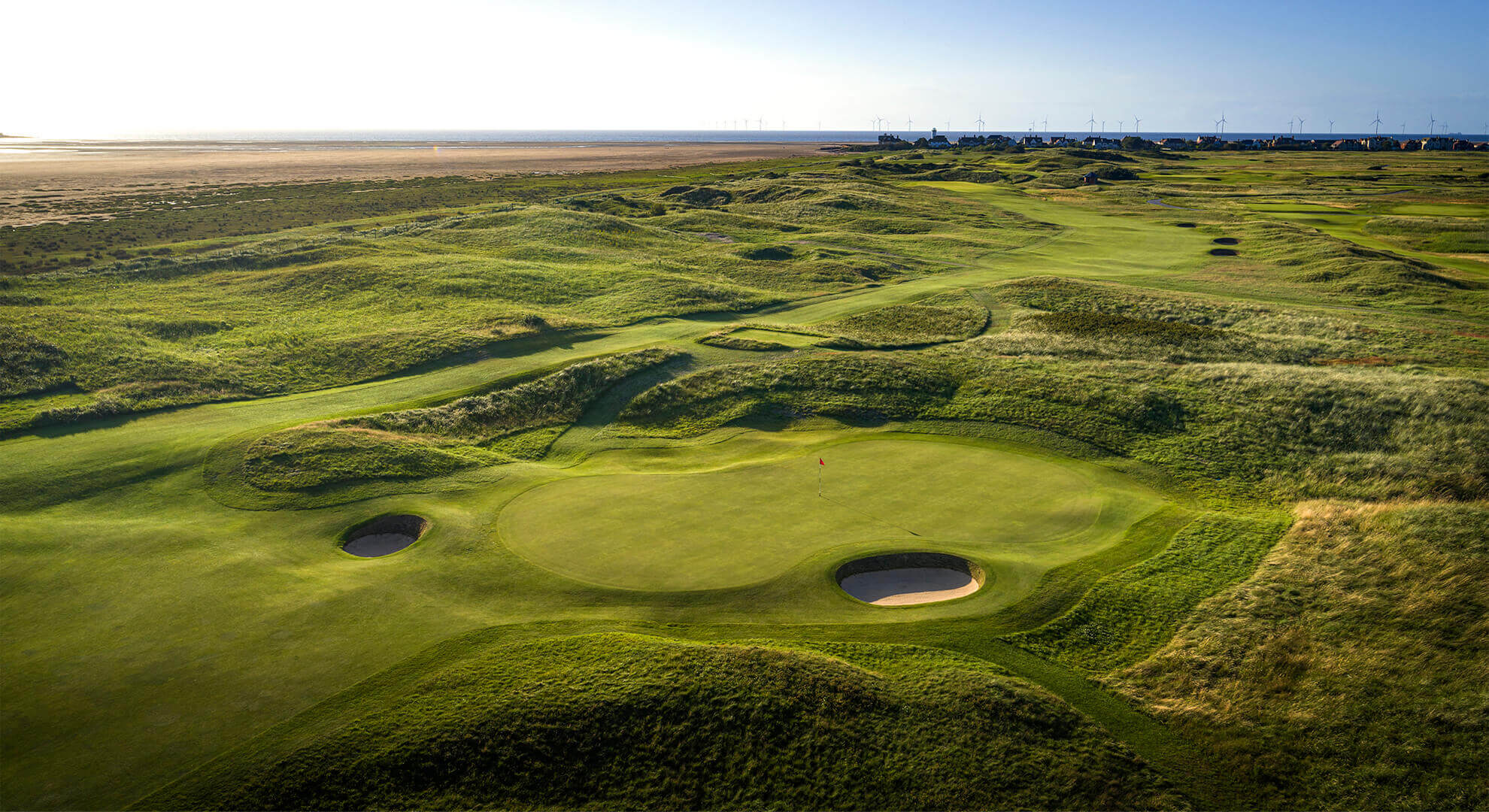 Royal Liverpool Golf Course, North West England