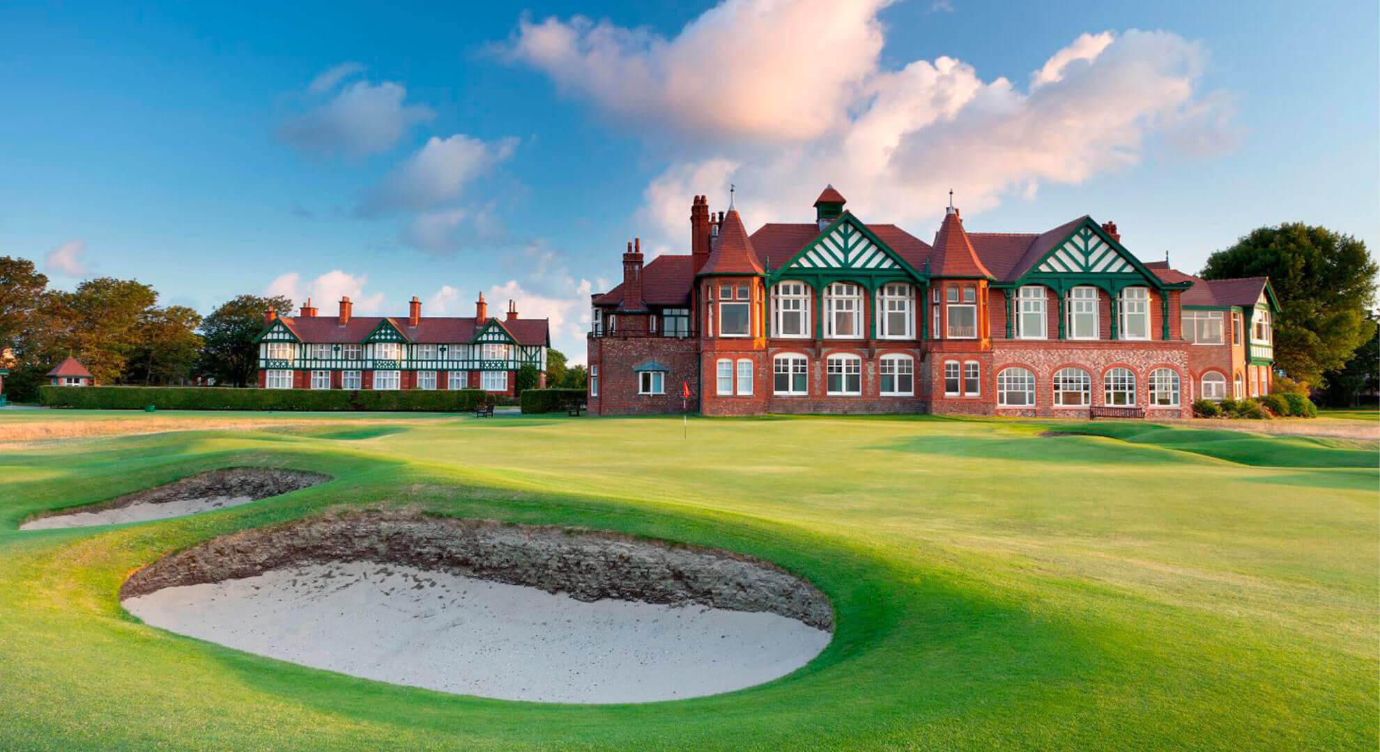 Royal Lytham Golf Course, North West England