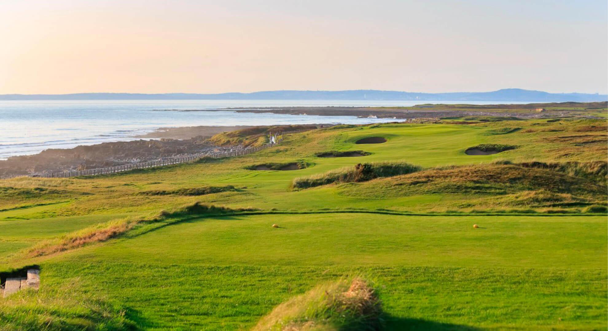 Royal Porthcawl Golf Course, Wales