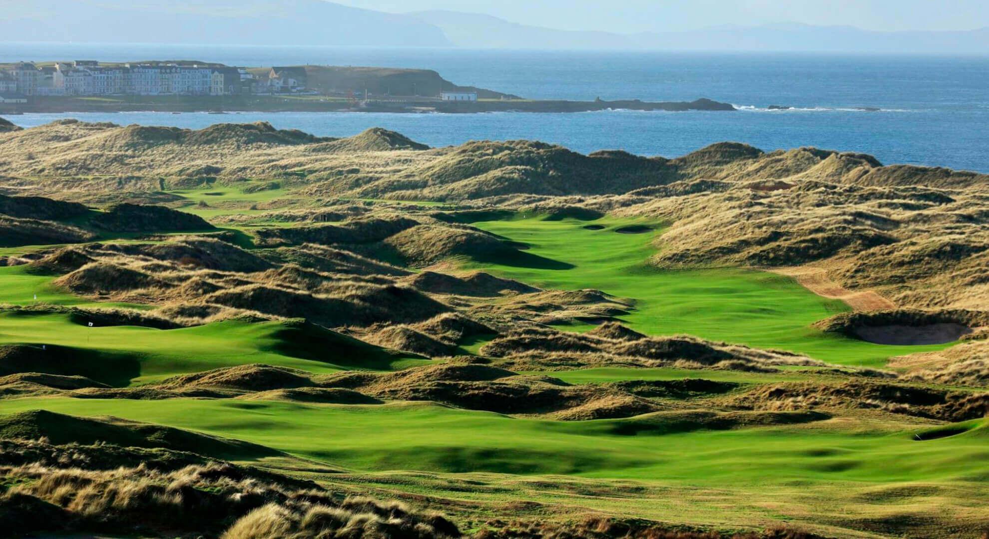 Royal Portrush Golf Course, Dublin, Ireland