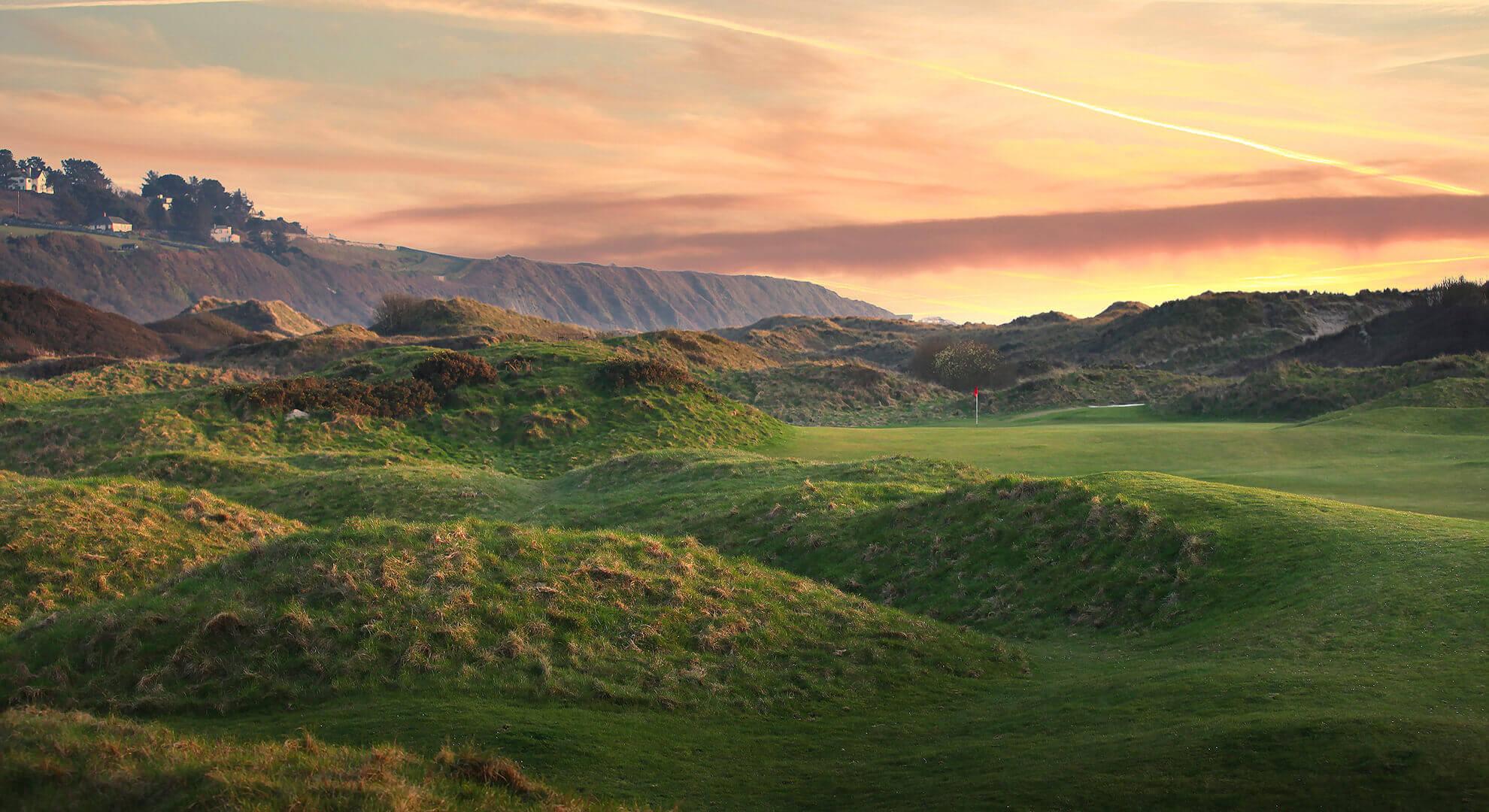 Royal St.David's Golf Course, Wales
