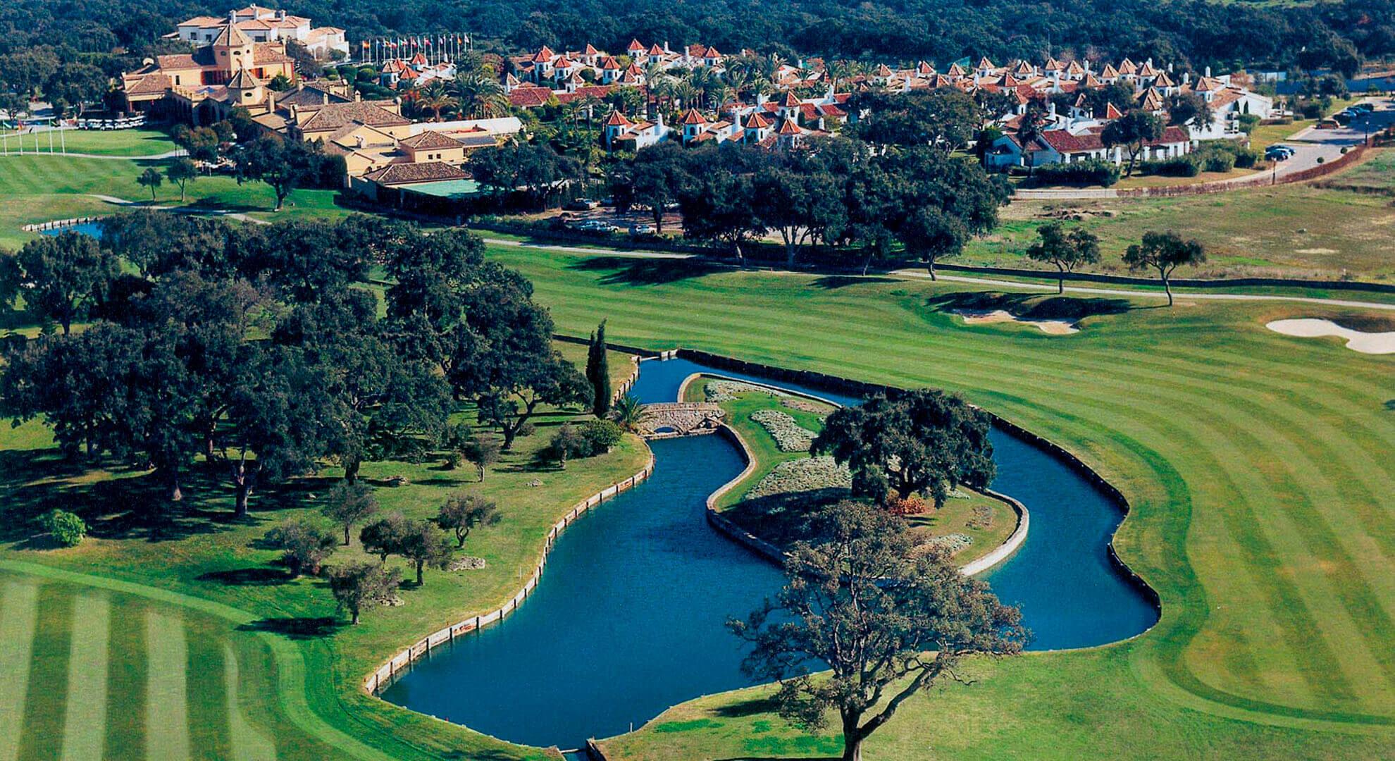 San Roque Golf Course, Spain