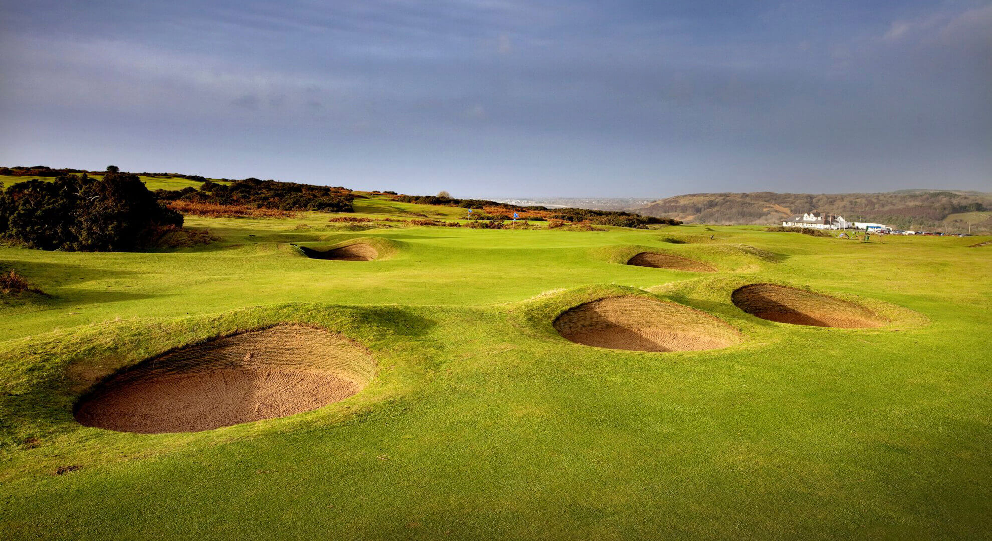 Southerndown Golf Course, Wales