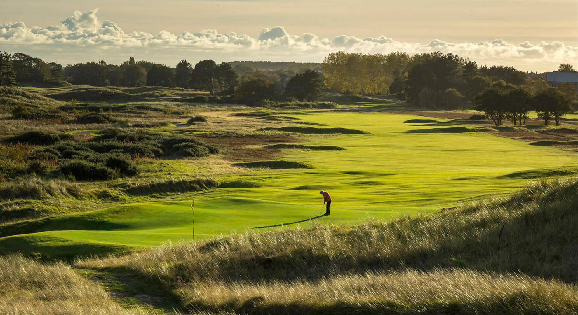 Southport and Ainsdale Golf Course, North West England