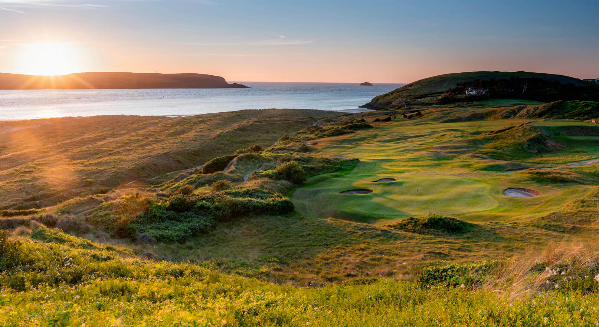 St EnGolf Course, South West England