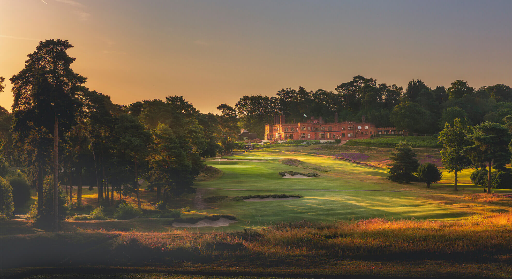St Georges Hill Golf Course, South East England