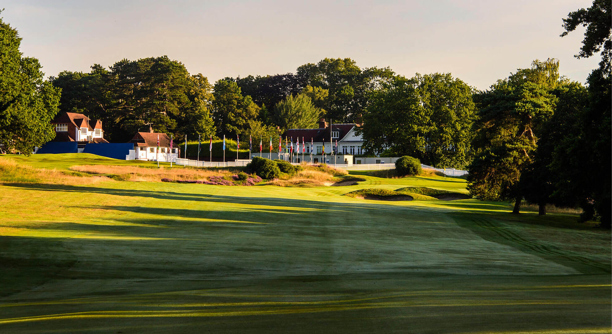Sunningdale New Golf Course, South East England