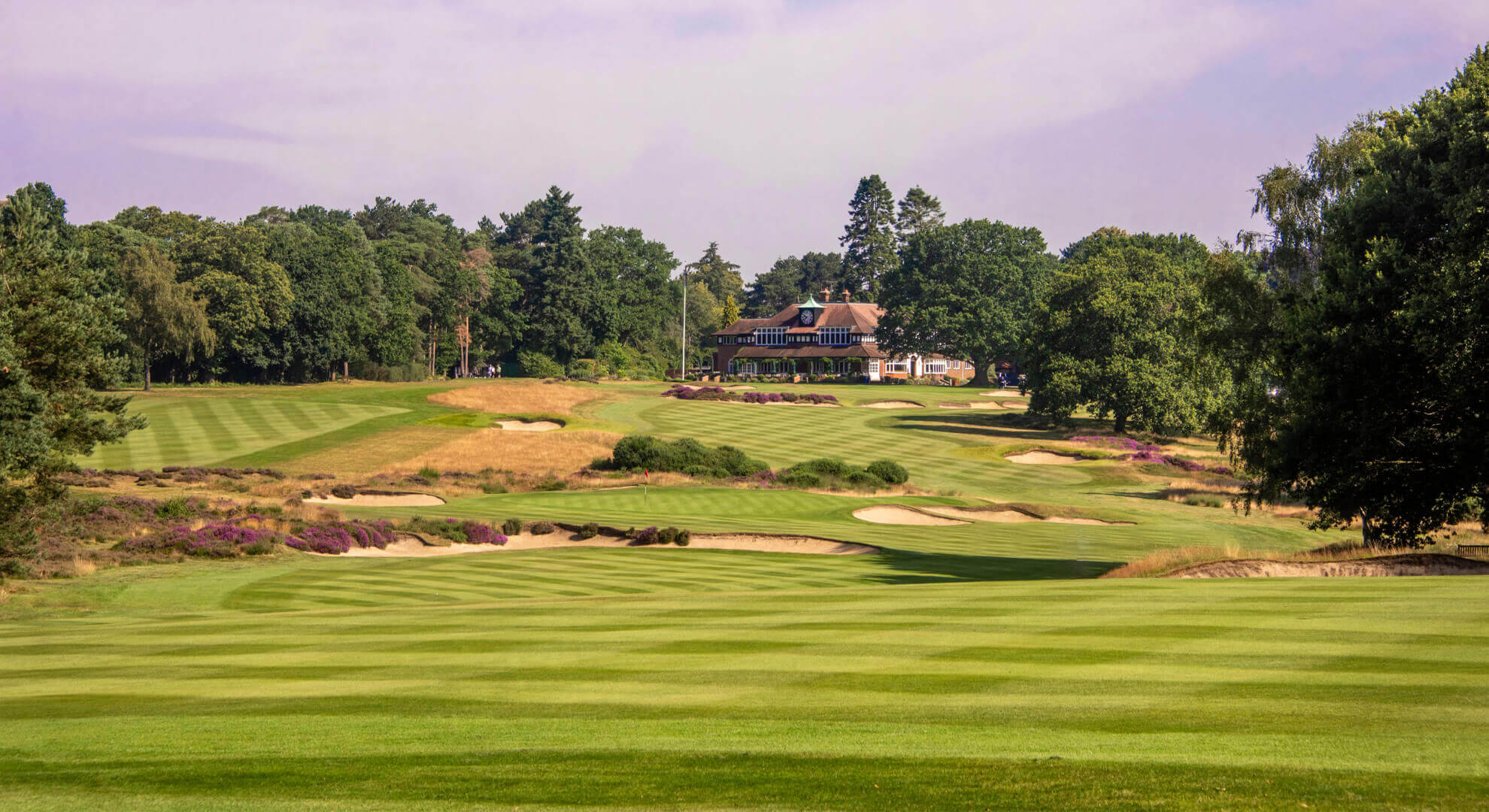 Sunningdale Old Golf Course, South East England