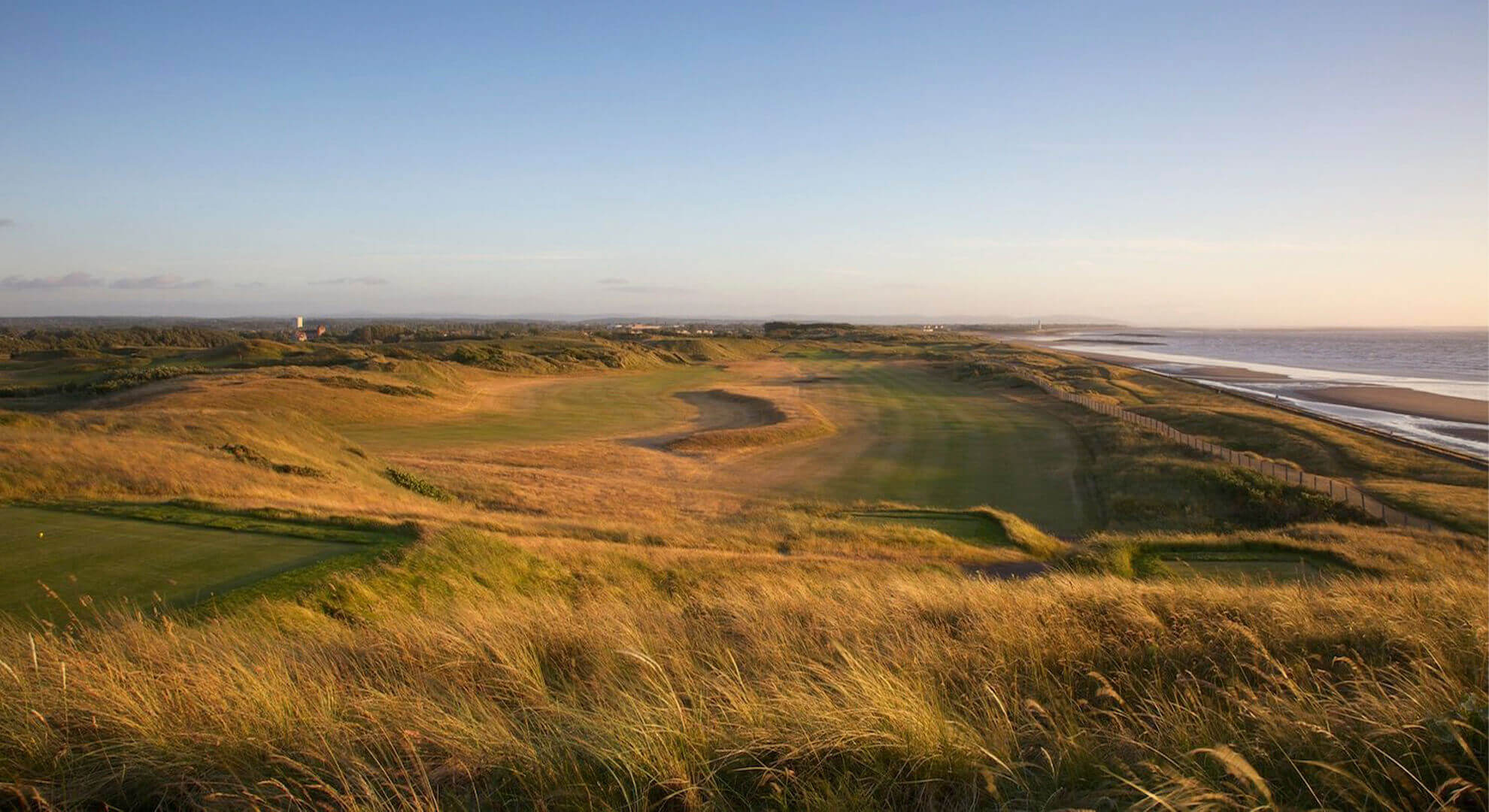 Wallasey Golf Course, North West England