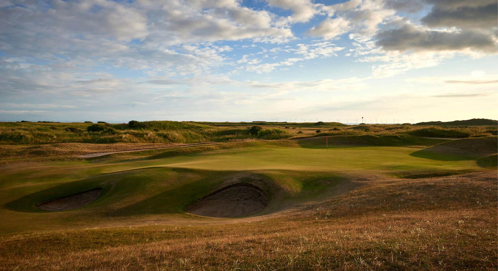 West Lancashire Golf Course, North West England