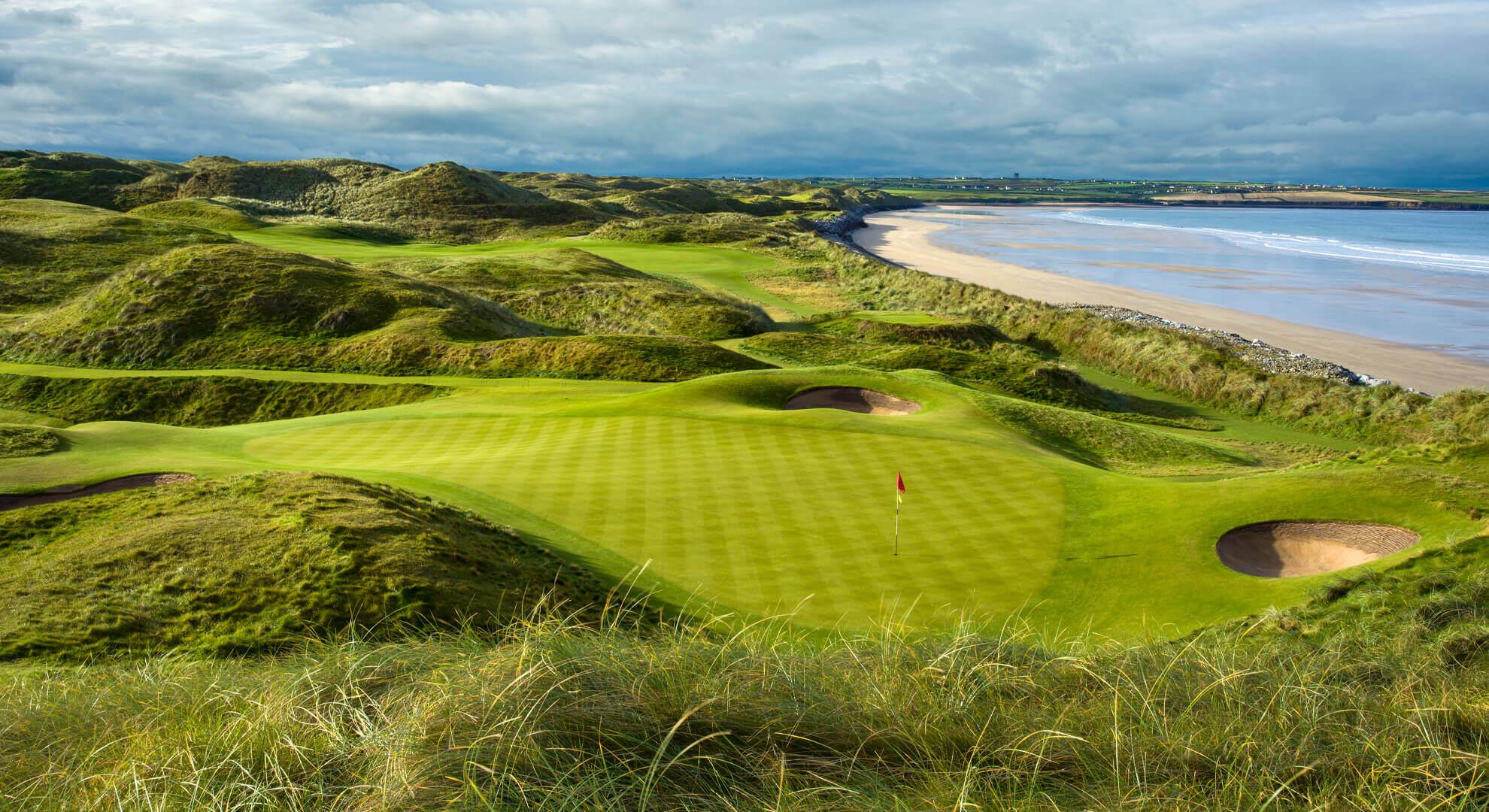 Ballybunion Old Golf Course, South West Ireland