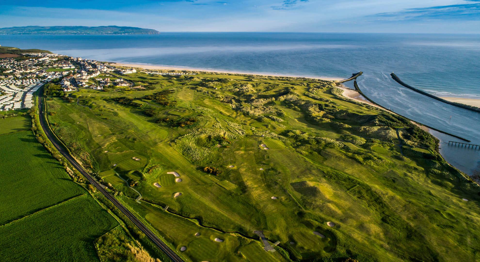 Castlerock Golf Course, Northern Ireland