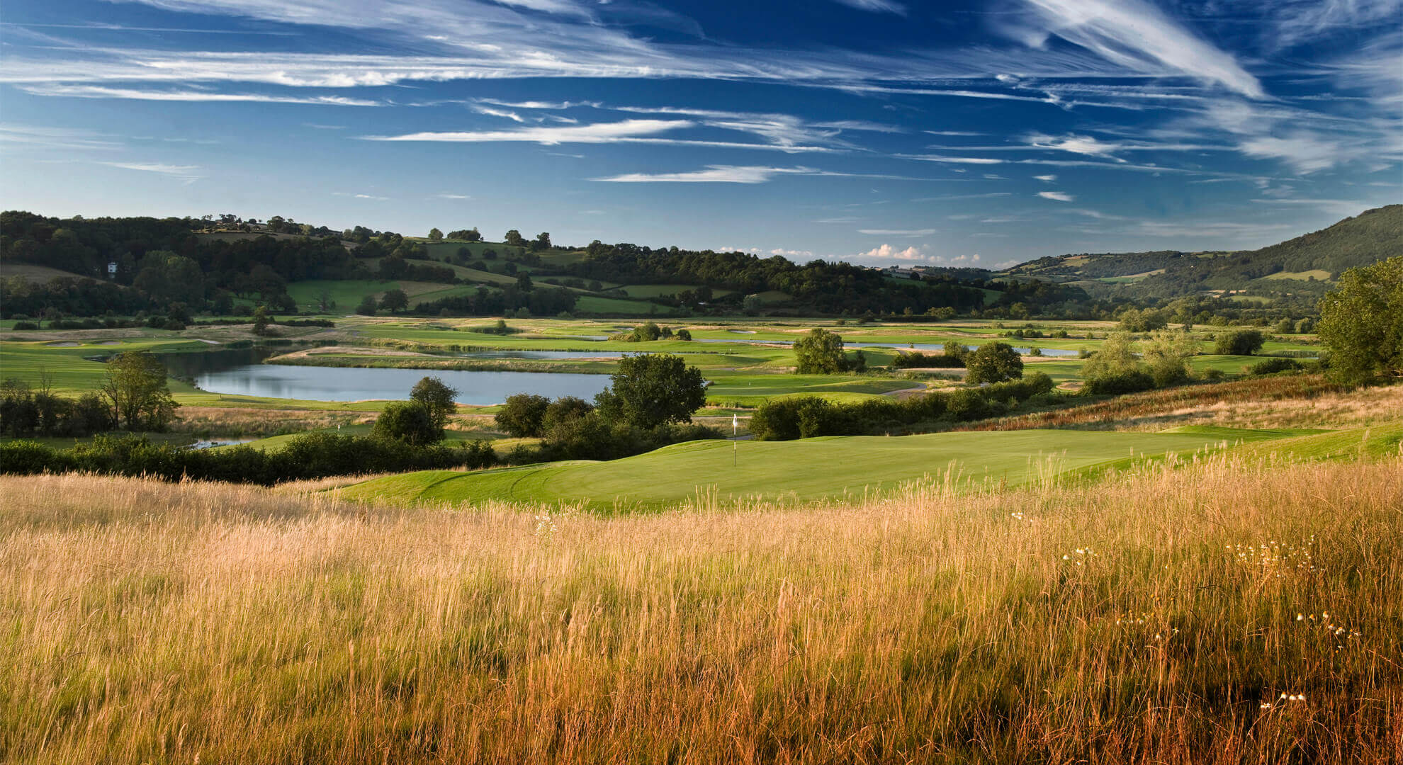 Celtic Manor 2010 Golf Course, Wales