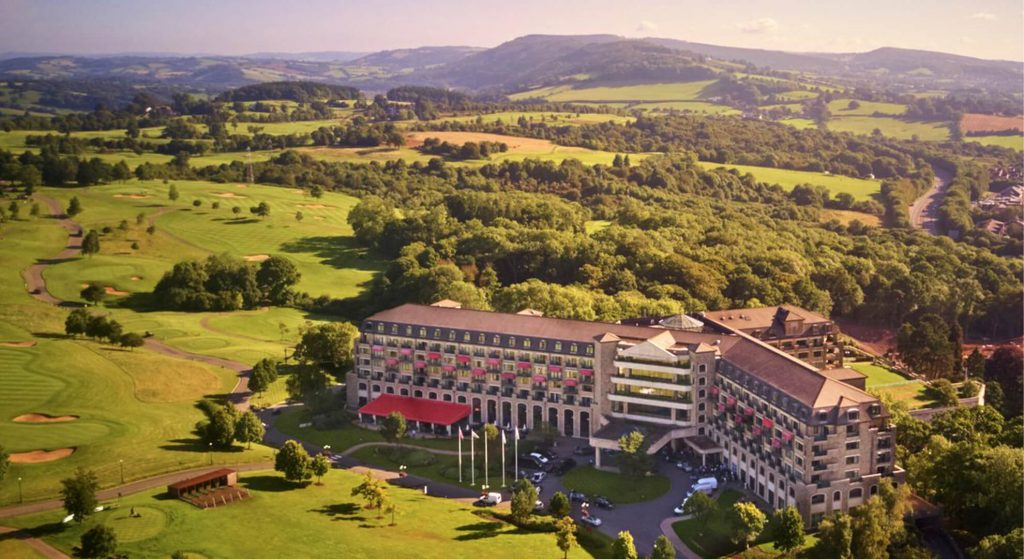 Celtic Manor Hotel, Wales