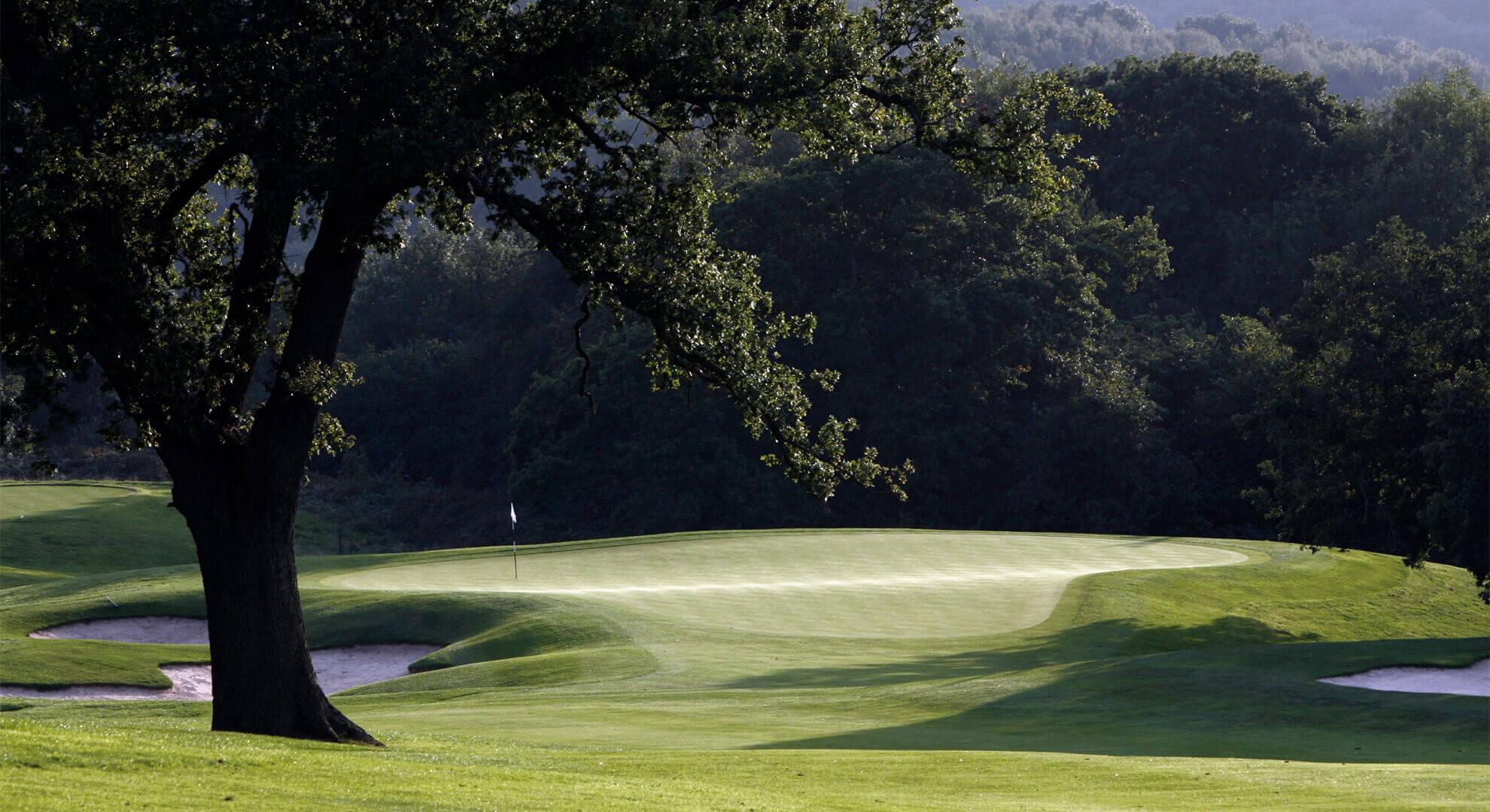 Celtic Manor Roman Road Golf Course, Wales