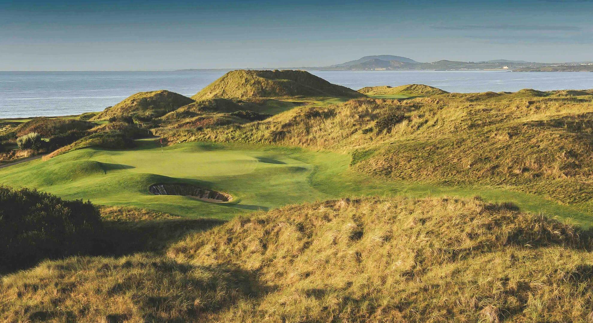 European Club Golf Course, Dublin, Ireland