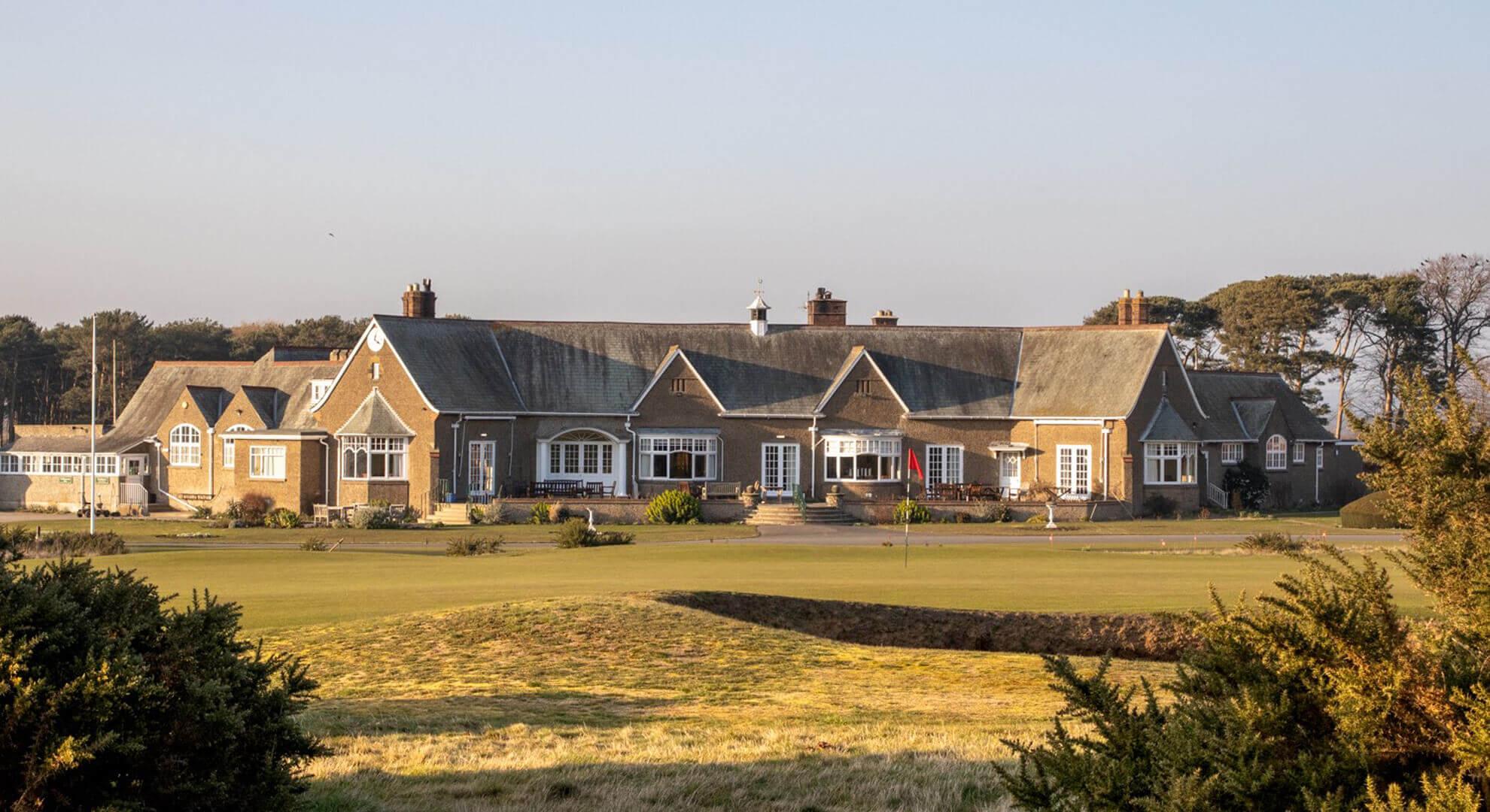 Ganton Golf Course, North East England