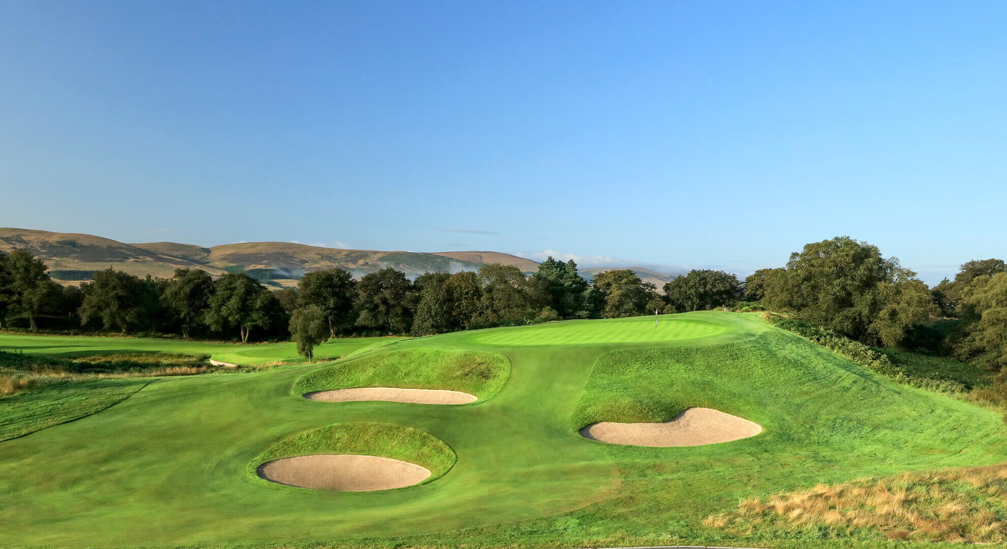 Gleneagles Kings Golf Course, Dundee and Angus
