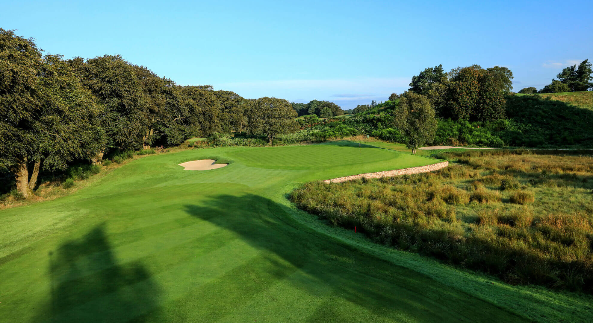 Gleneagles PGA Golf Course, Dundee and Angus