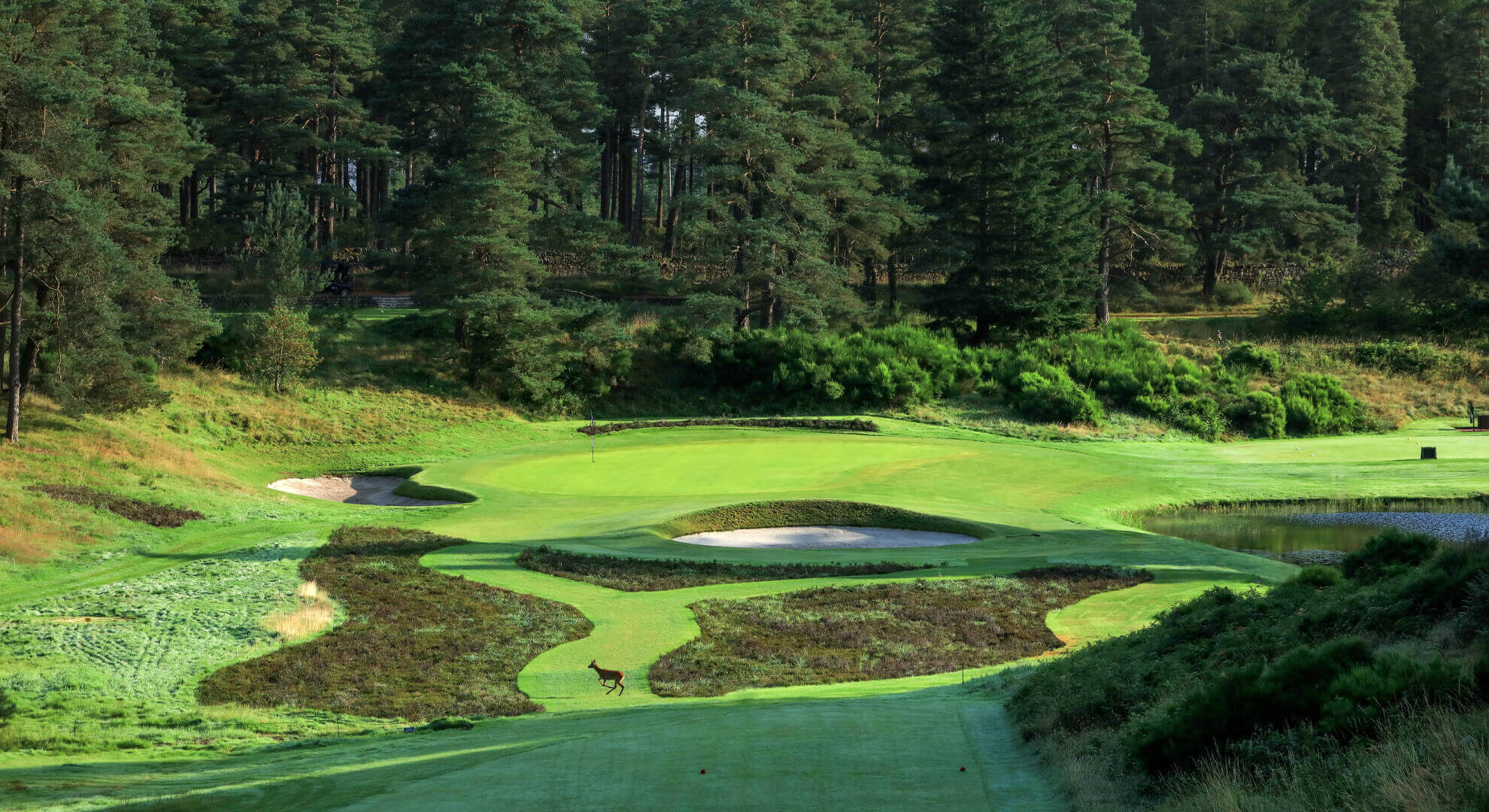 Gleneagles Queen's Golf Course, Dundee and Angus