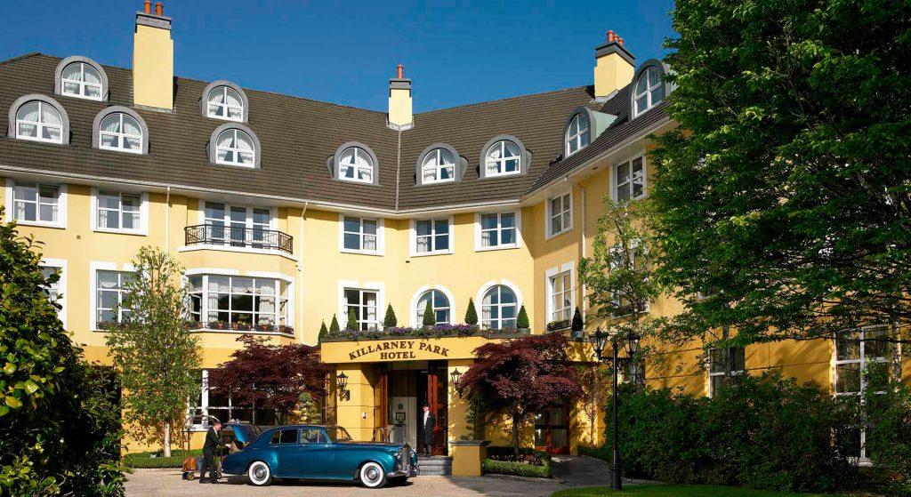 Killarney Park Hotel, South West Ireland